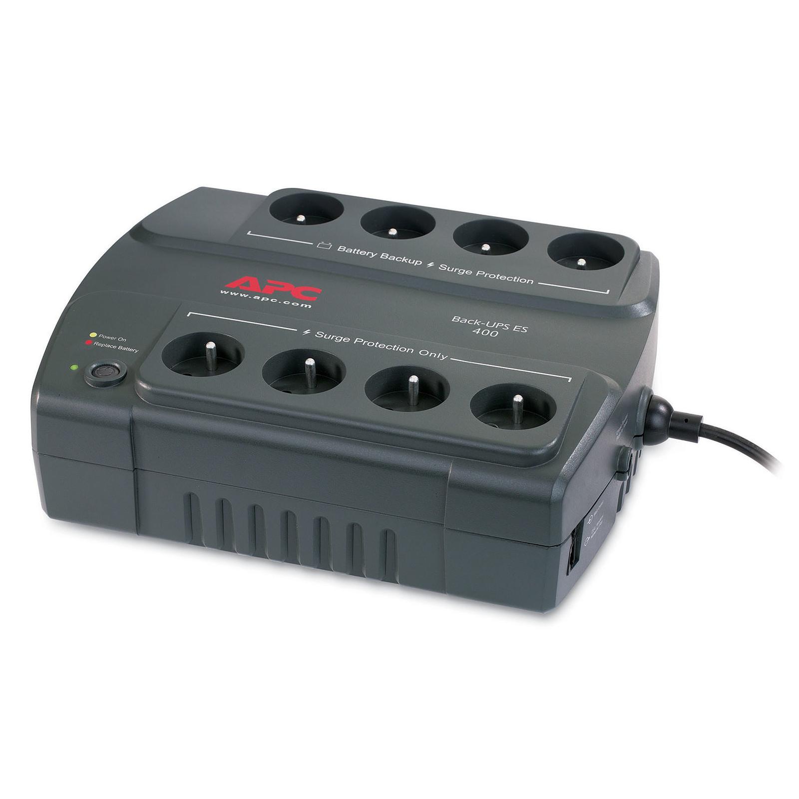 APC Back-UPS ES 400VA (BE400-FR)