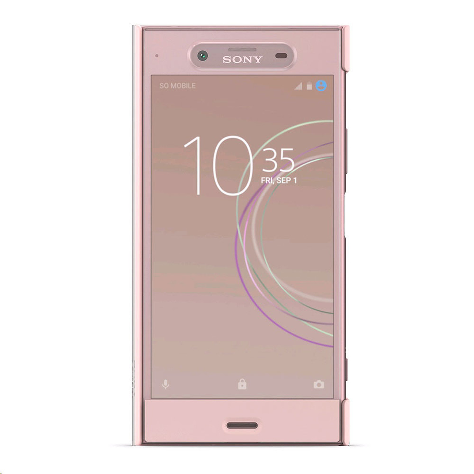 Sony Style Cover Touch SCTG50 Rose Sony Xperia XZ1