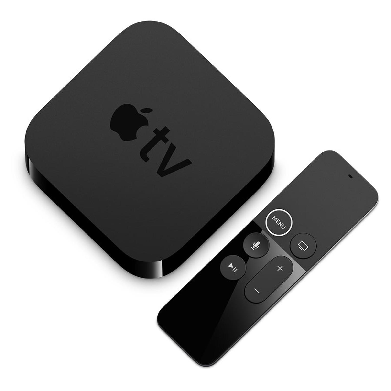 apple tv 4k 32 go mqd22fd a lecteur multim dia apple sur. Black Bedroom Furniture Sets. Home Design Ideas