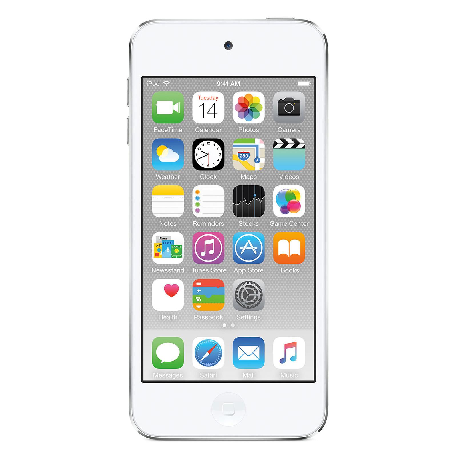 Apple iPod touch 128 GB Plata