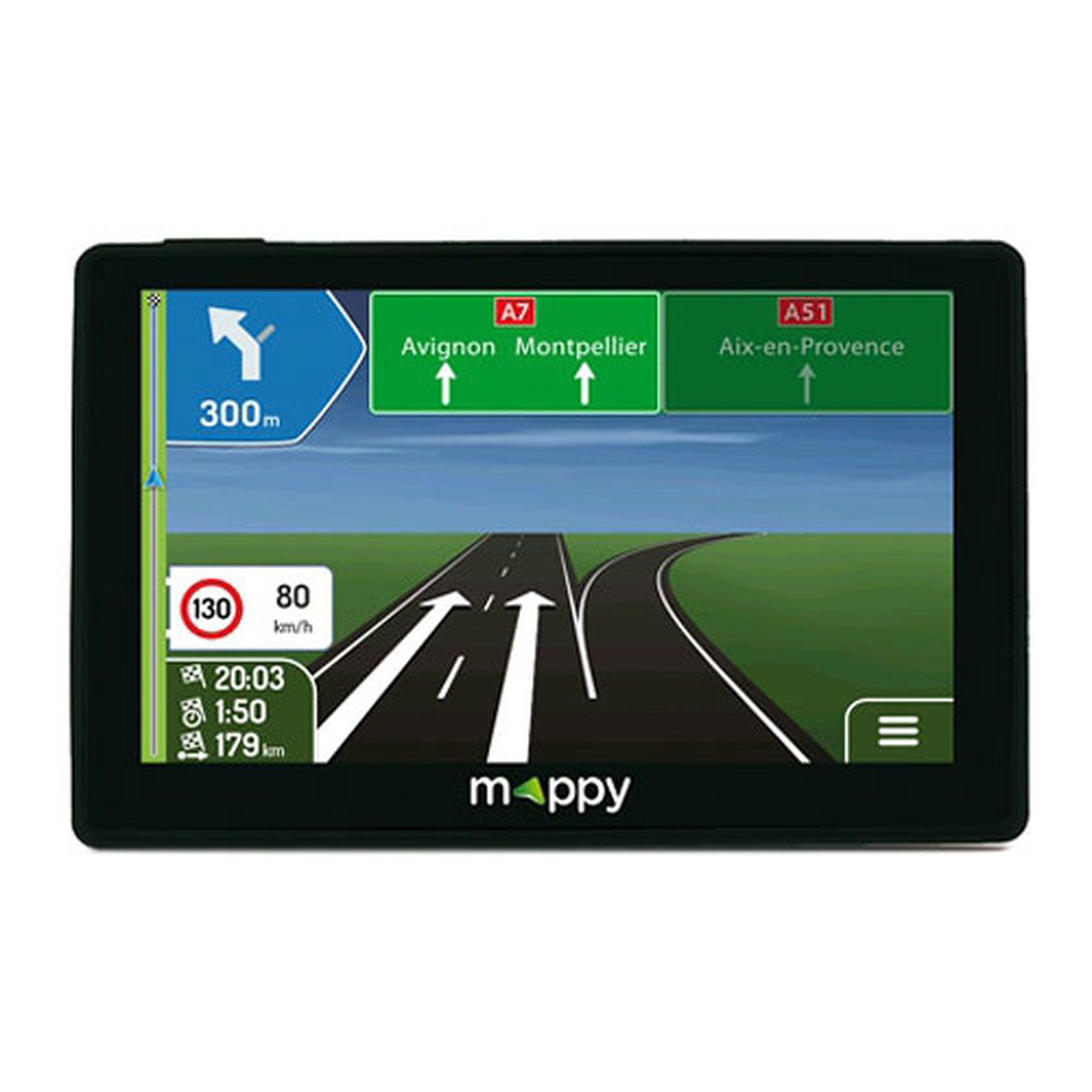 Mappy S-essential Ulti S556 Europe