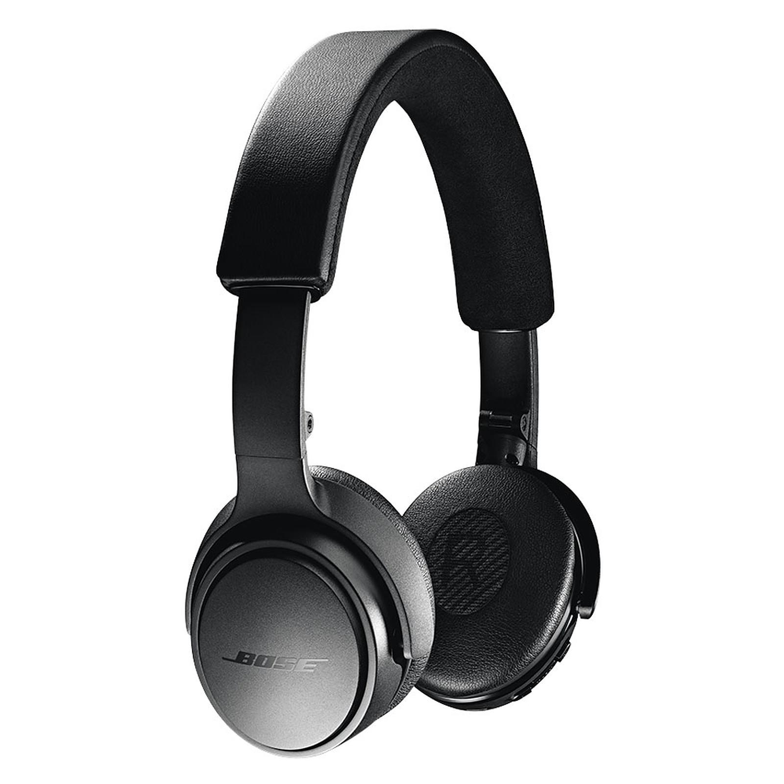 Bose On-ear wireless Noir