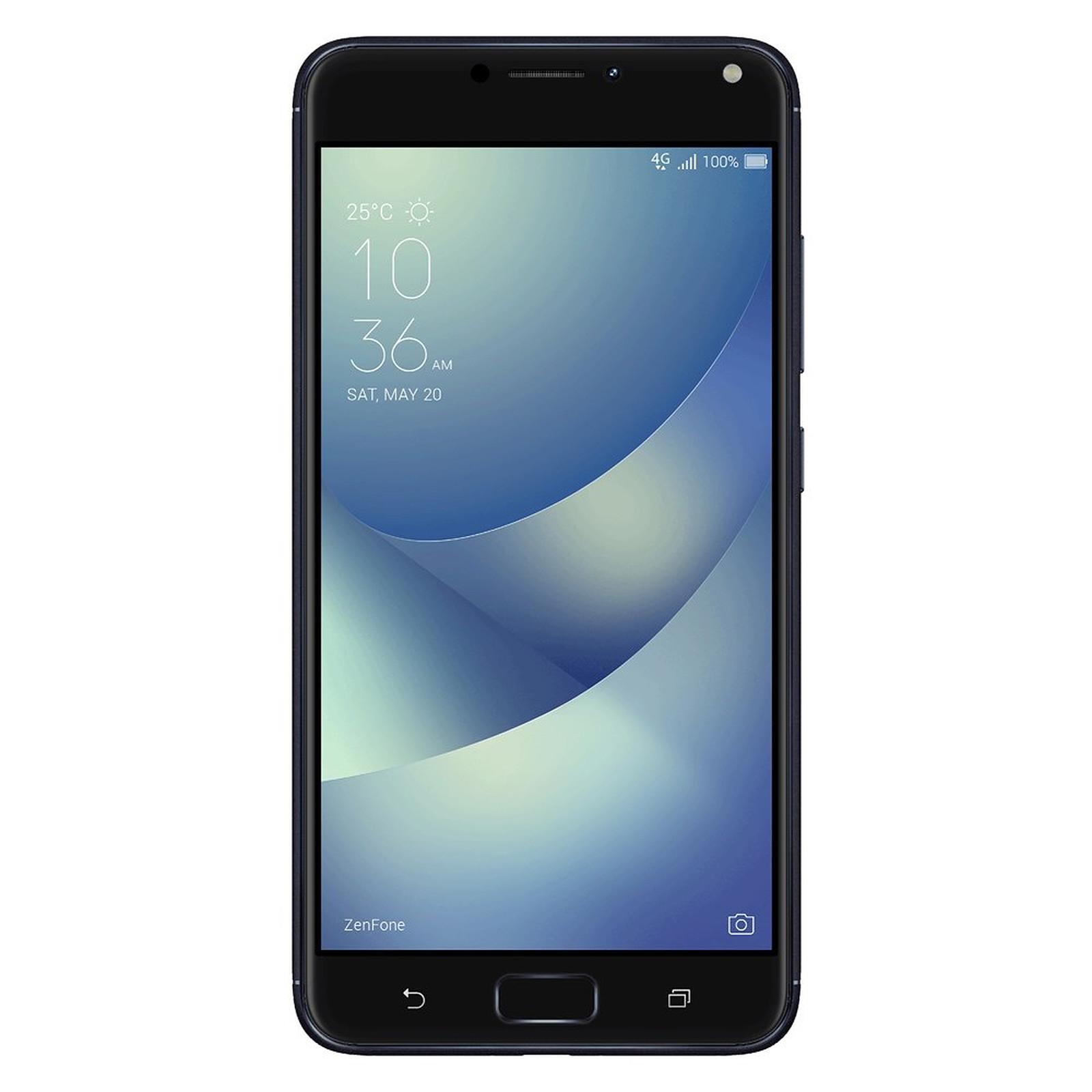 ASUS ZenFone 4 Max Plus ZC554KL Noir