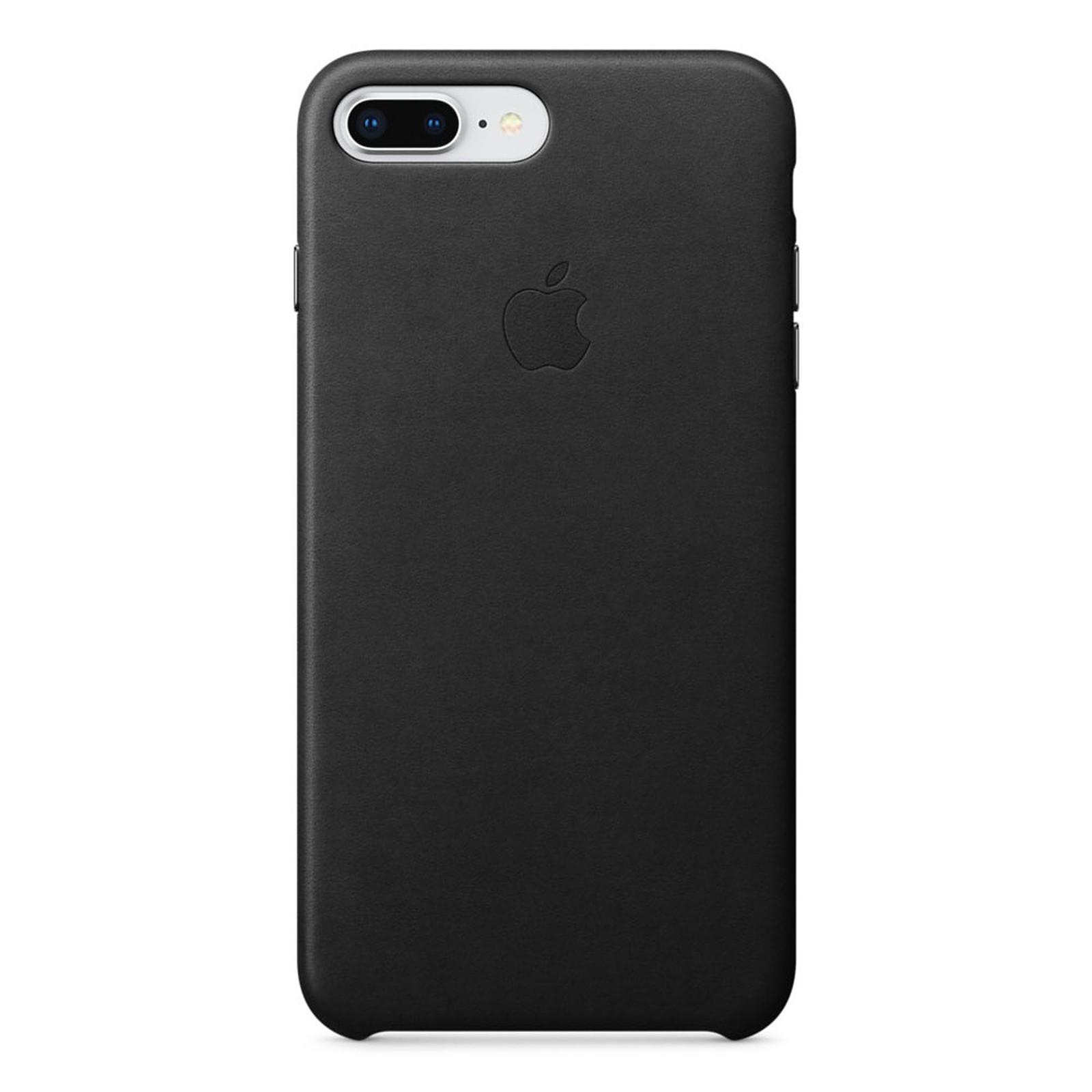 coque iphone 8 plus noir de jais