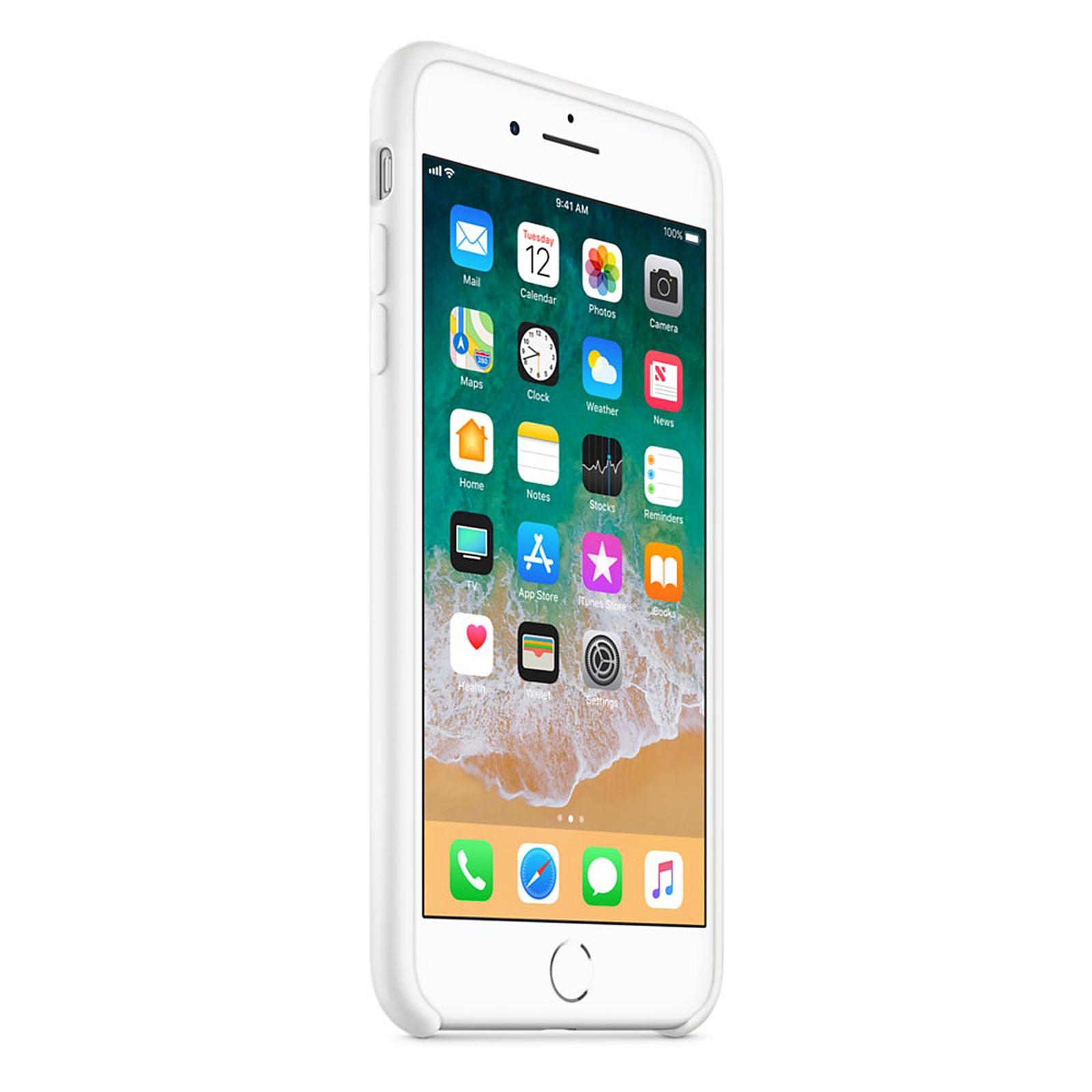 apple coque silicone iphone 8 plus