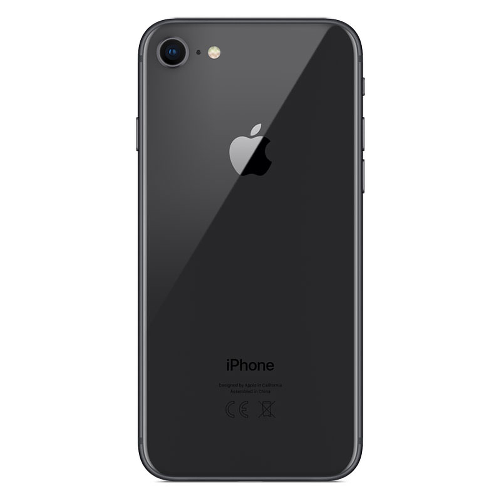 apple iphone 8 256 go gris sid ral mobile smartphone apple sur. Black Bedroom Furniture Sets. Home Design Ideas