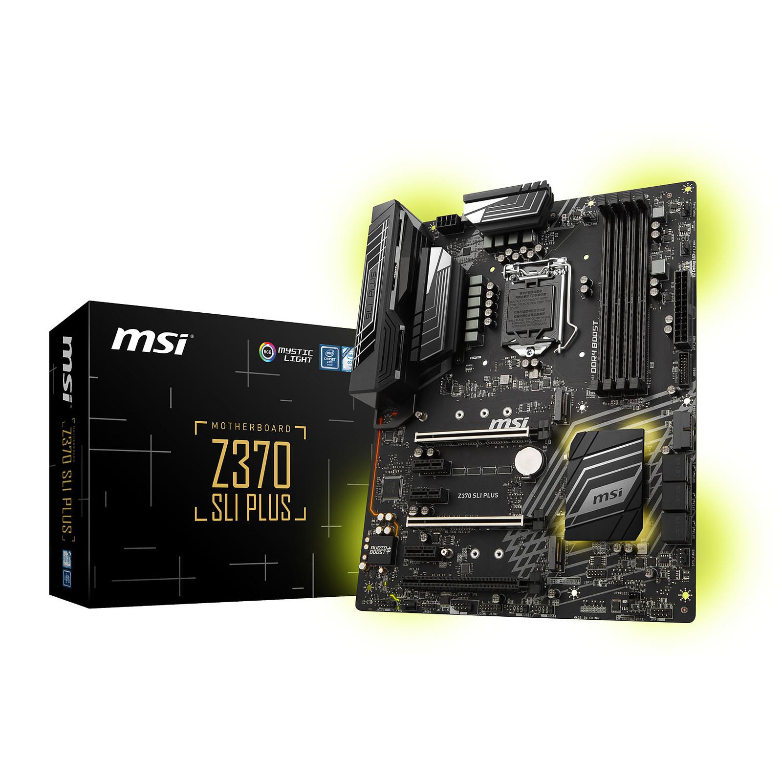 MSI Z370 SLI PLUS