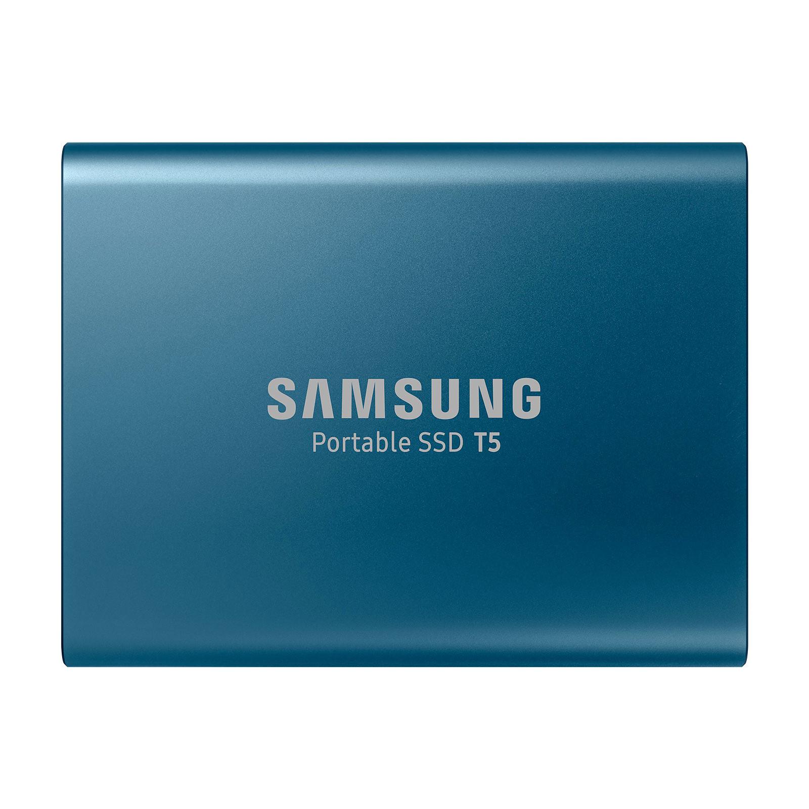 Samsung SSD Portable T5 500 Go