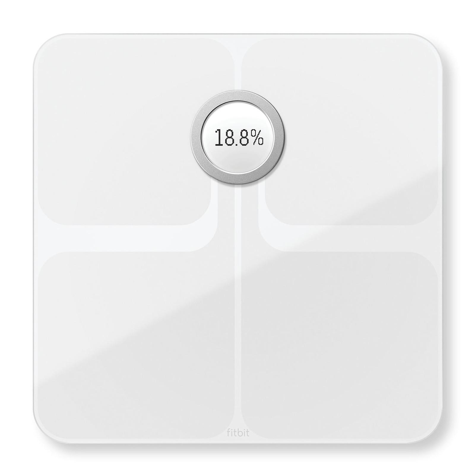 FitBit Aria 2 Blanc