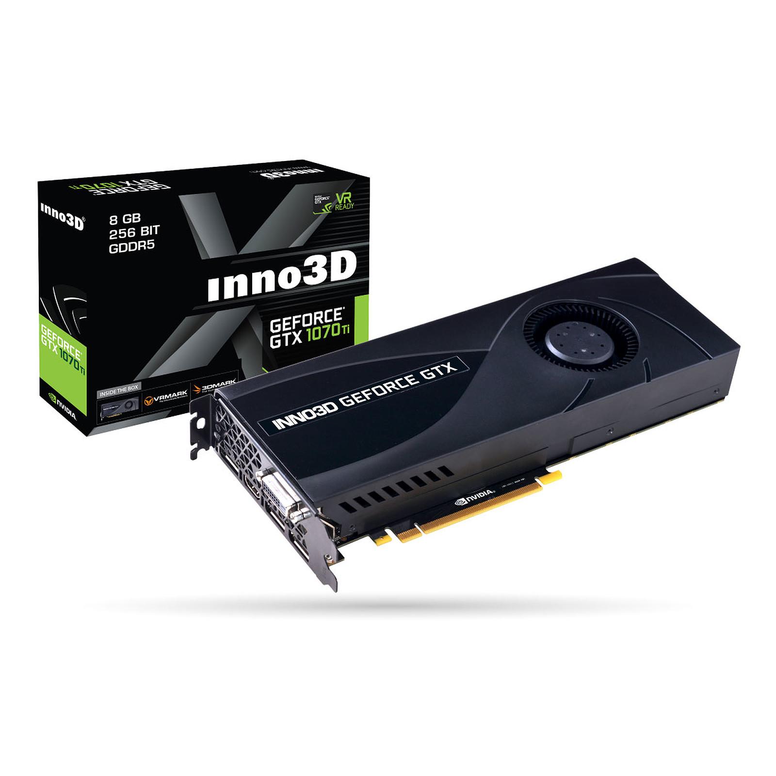 INNO3D GeForce GTX 1070 Ti JET