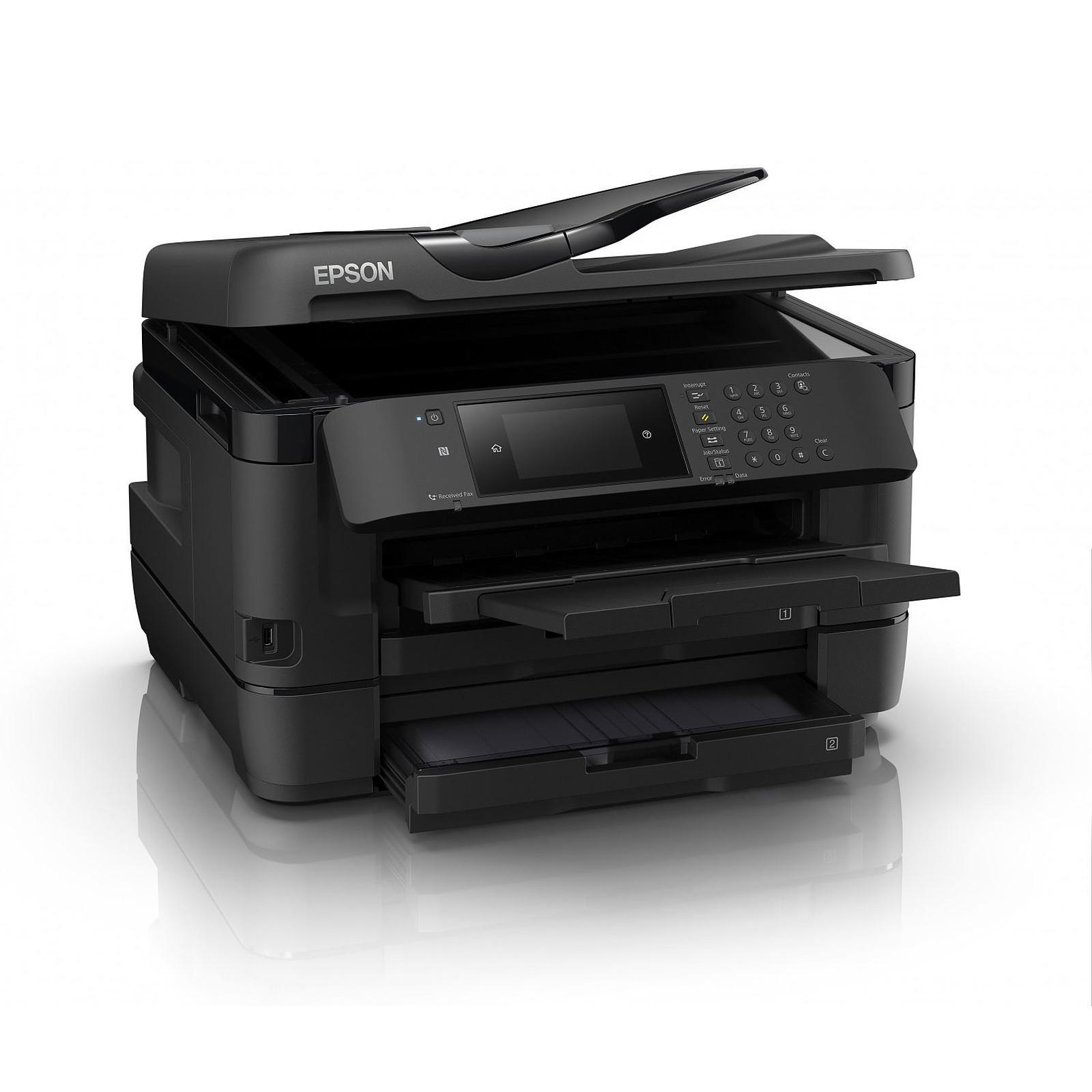 epson workforce wf 7720dtwf imprimante multifonction epson sur. Black Bedroom Furniture Sets. Home Design Ideas