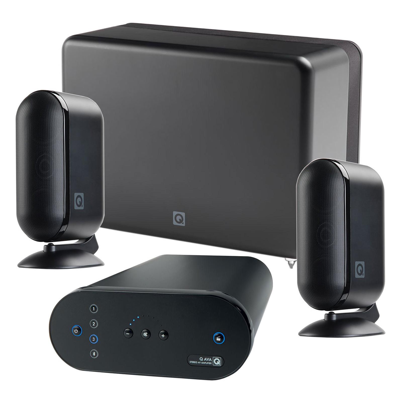 Q Acoustics M7 2.1 Noir