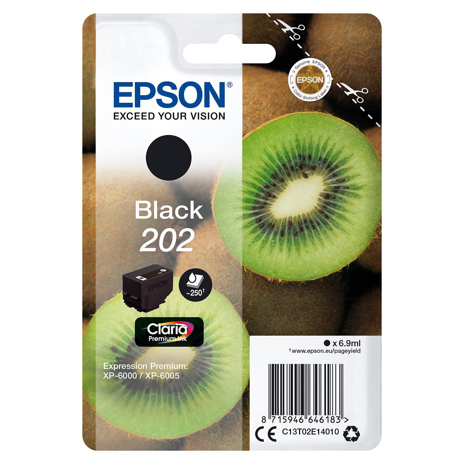 Epson Negro Kiwi 202
