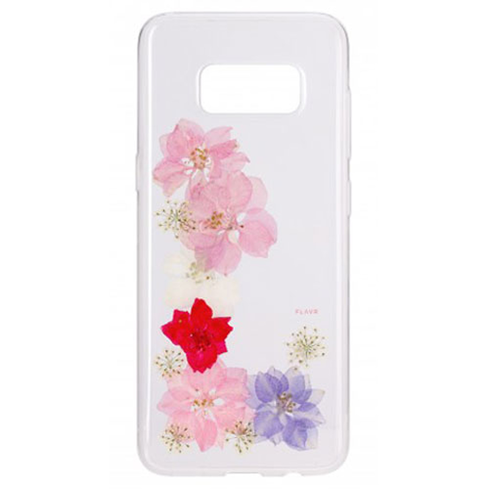 Flavr iPlate Real Flower Grace Galaxy S8+