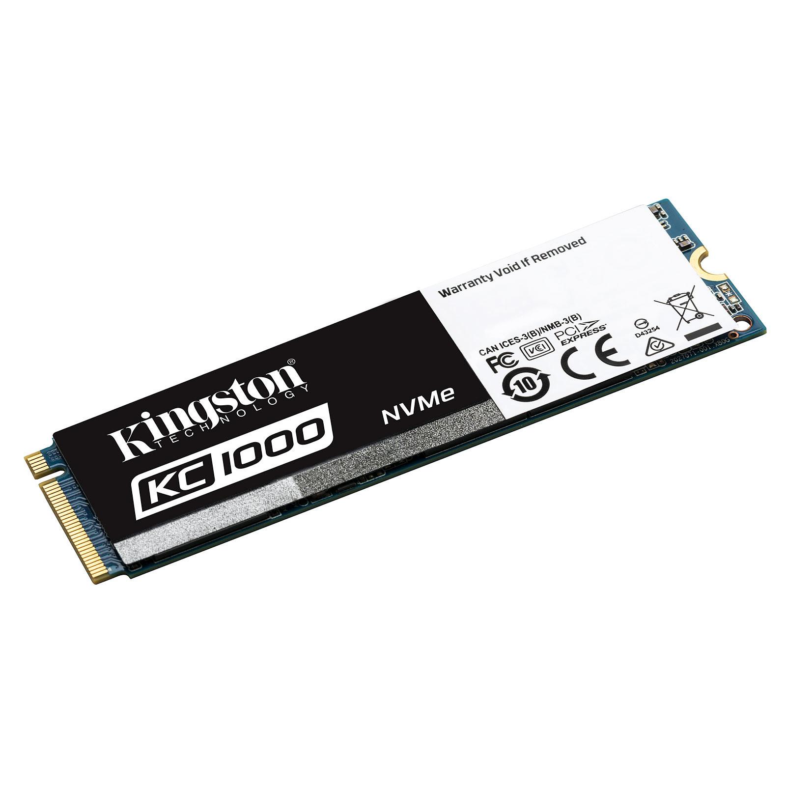 Kingston KC1000 M.2 PCIe NVMe 960 Go