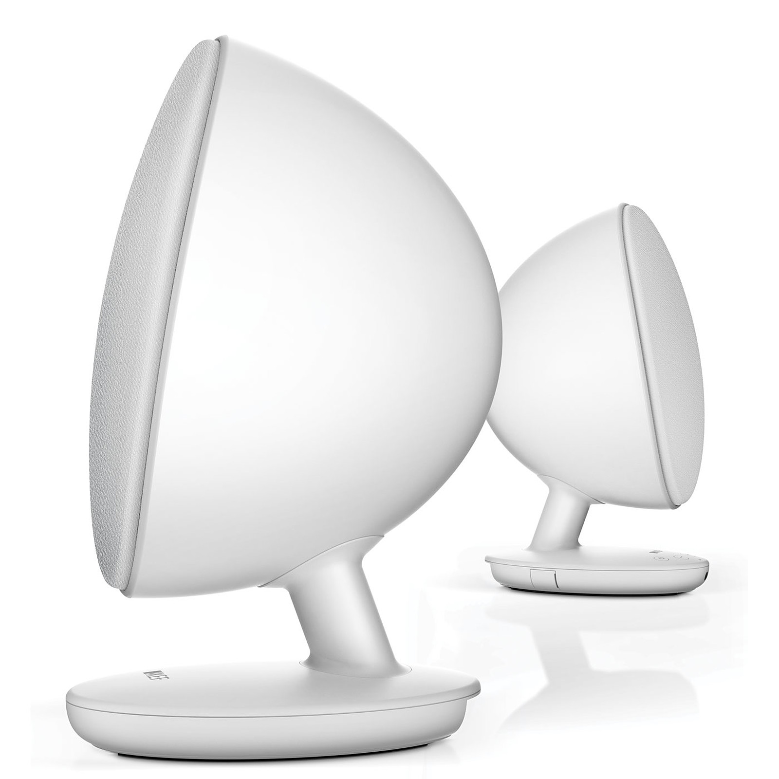 KEF EGG Wireless Blanc