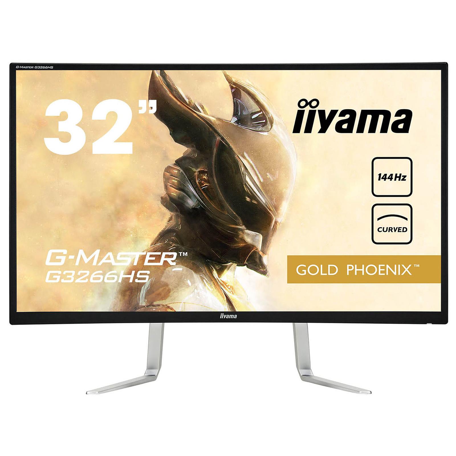 """iiyama 31.5"""" LED - G-MASTER G3266HS-B1"""