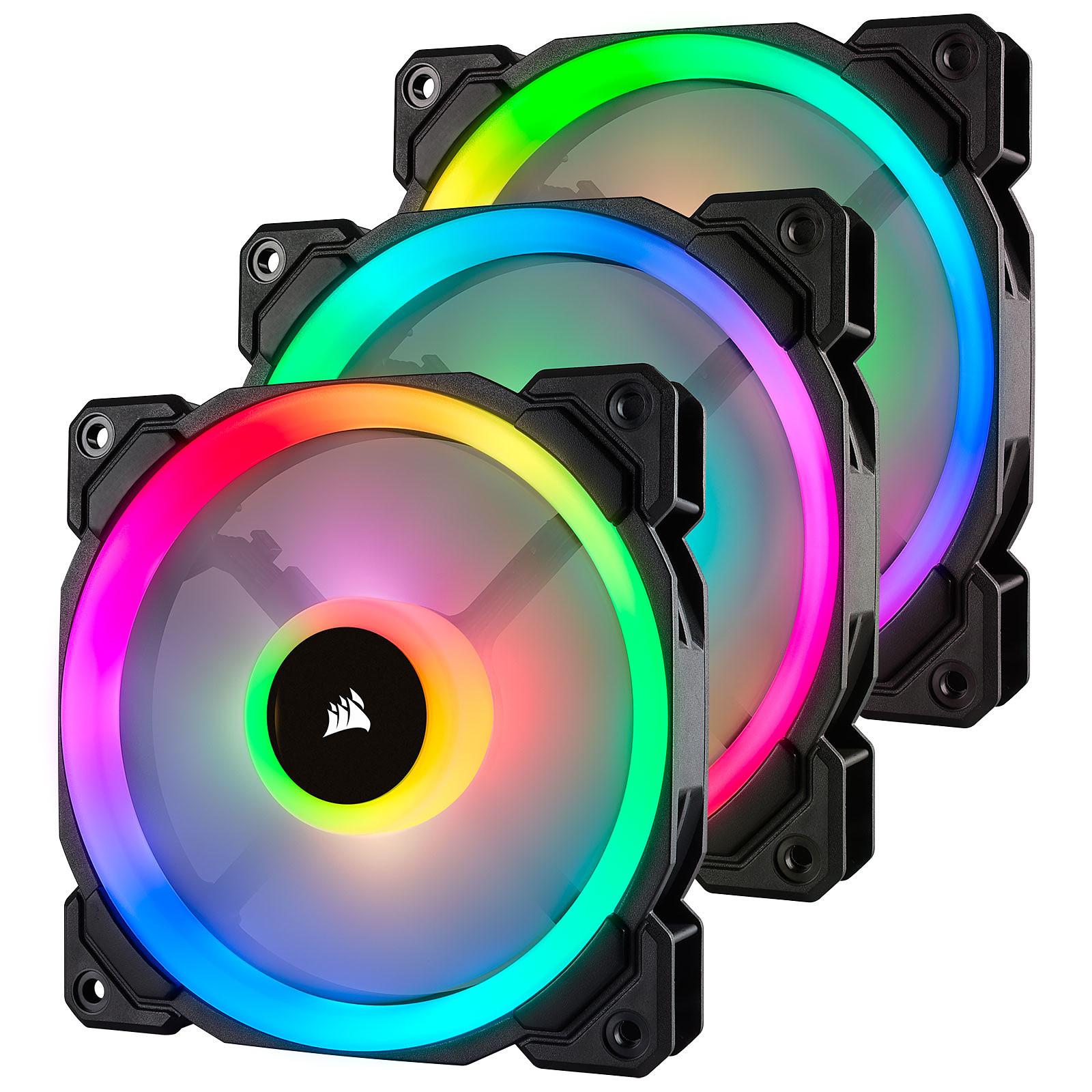 Corsair LL Series LL120 RGB Triple Pack