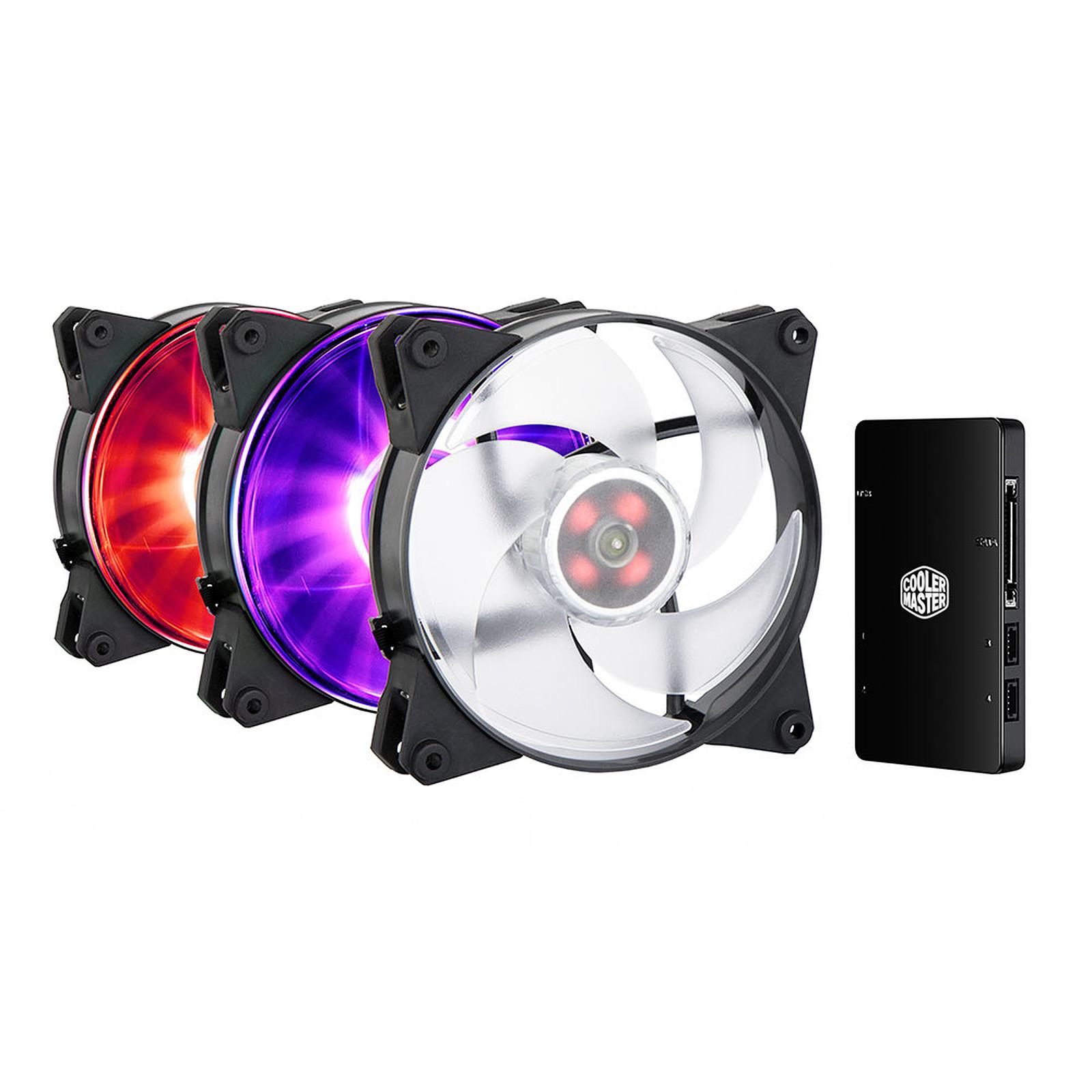 Cooler Master Masterfan Pro 120 AP RGB 3 in 1