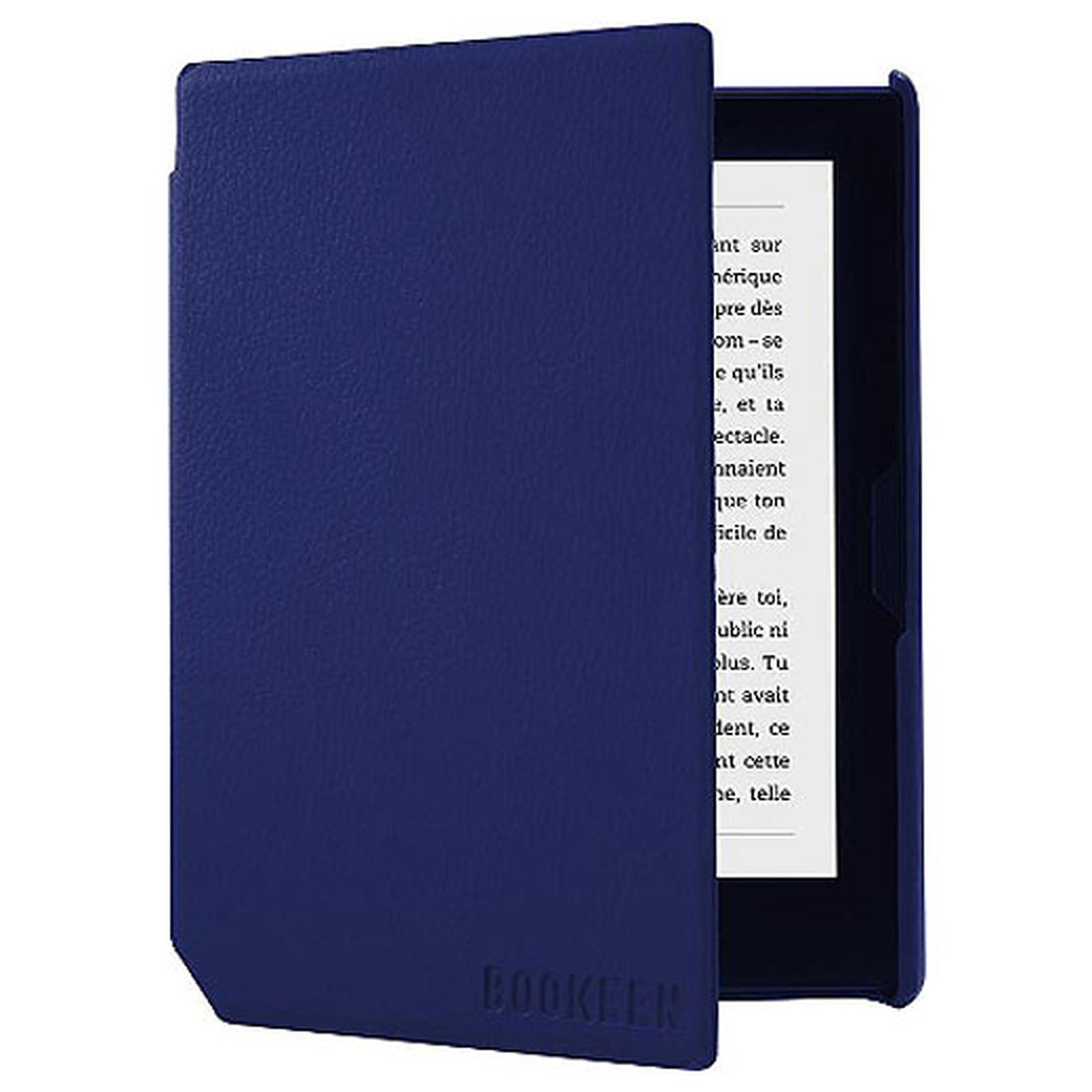 Bookeen Cybook Muse FrontLight 2 + Bookeen Cybook Cover Muse Bleu