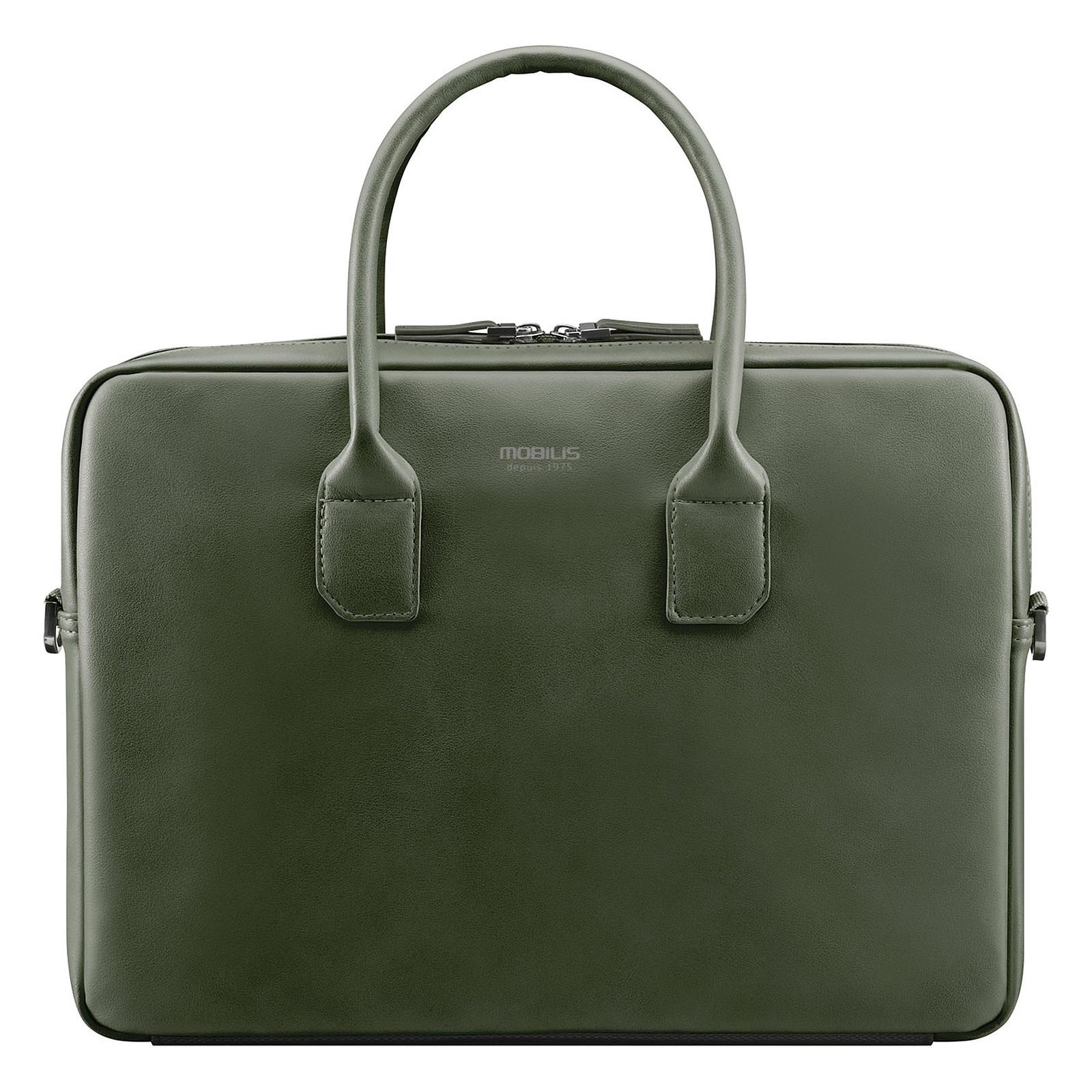 """Mobilis Origine Briefcase 11-14"""" - Kaki"""