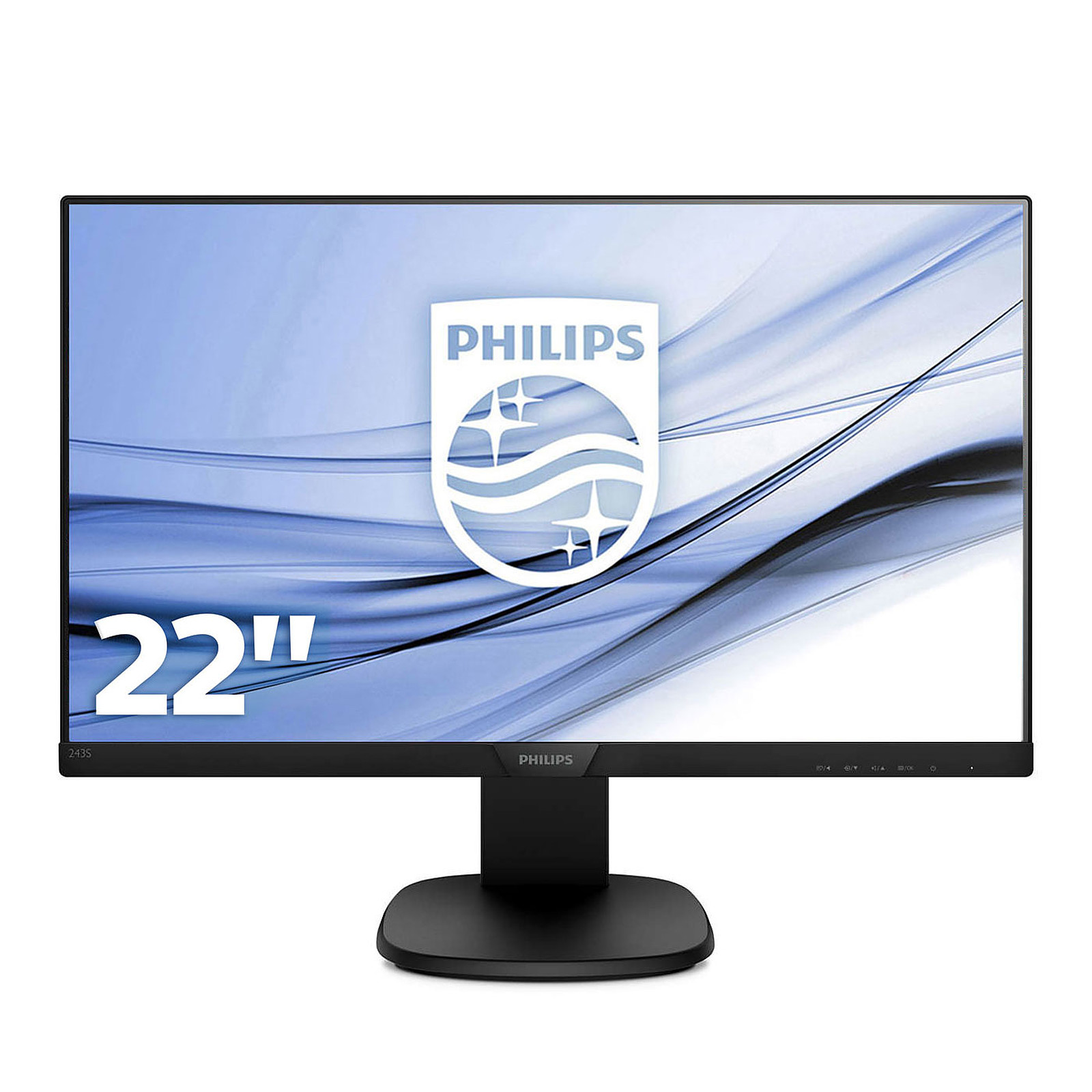 "Philips 21.5"" LED - 223S7EJMB/00"