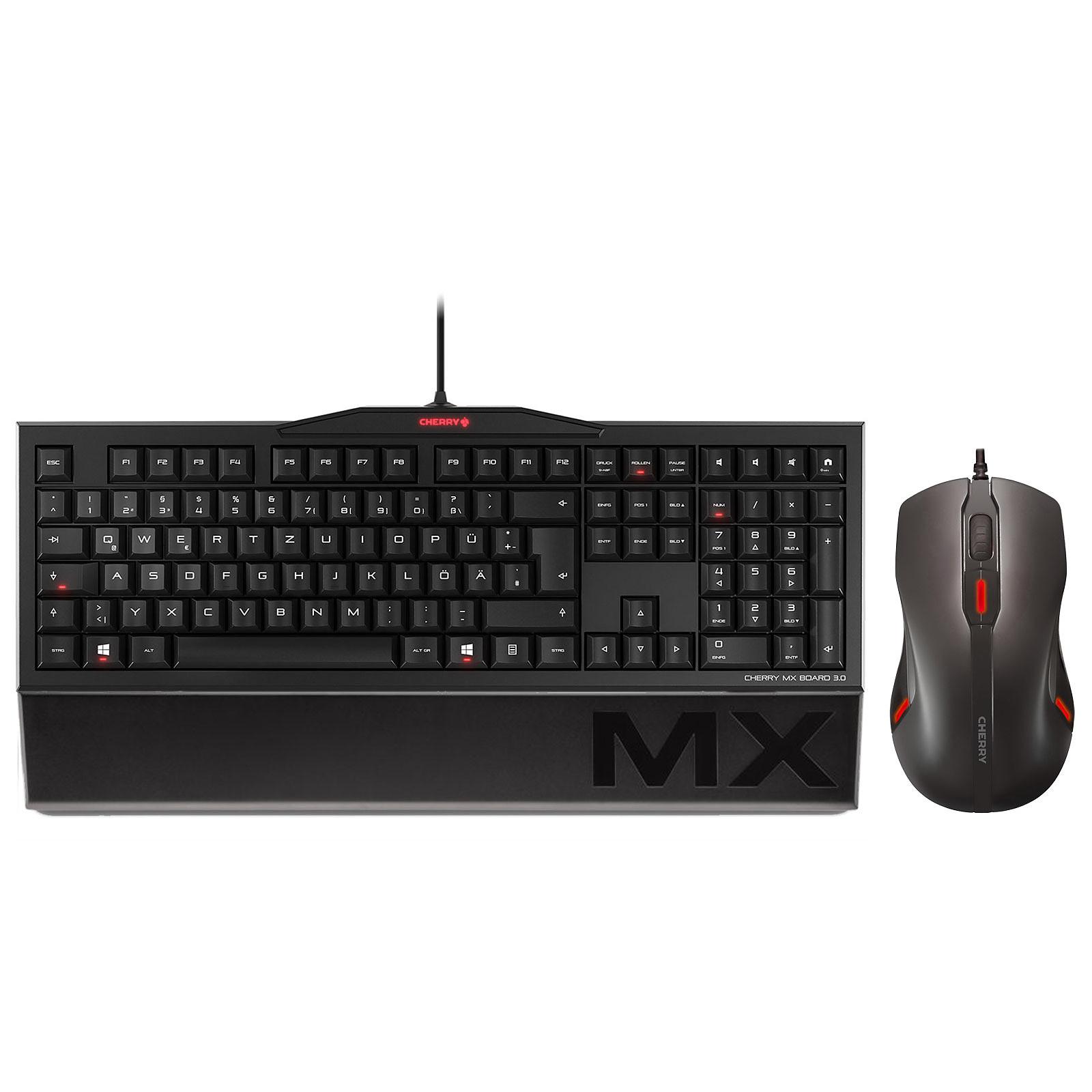 Cherry MX Desktop (MX Red)