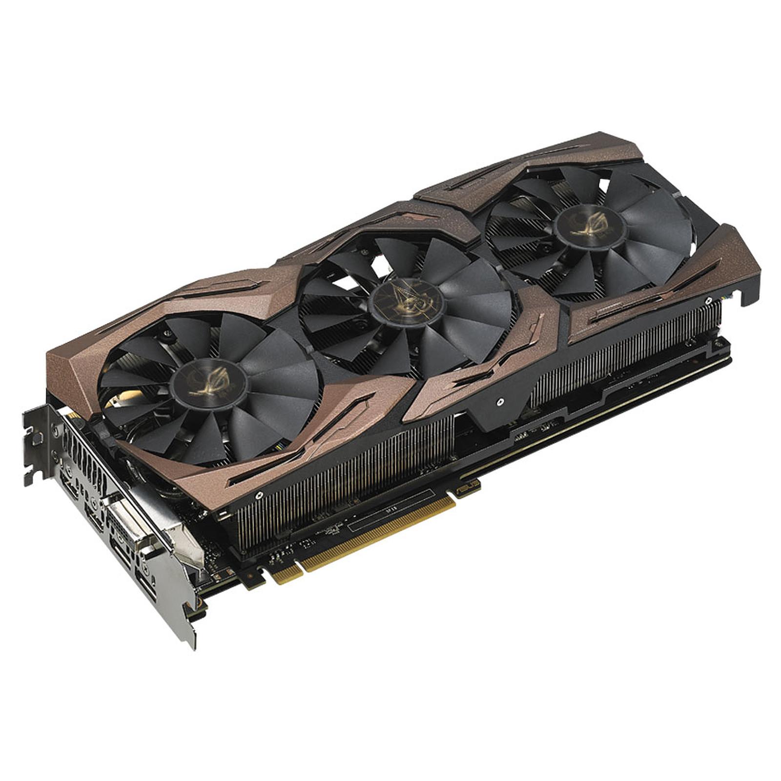 ASUS GeForce GTX 1080 Ti 11 GB ROG-STRIX-GTX1080TI - Assassin's Creed Origins Edition