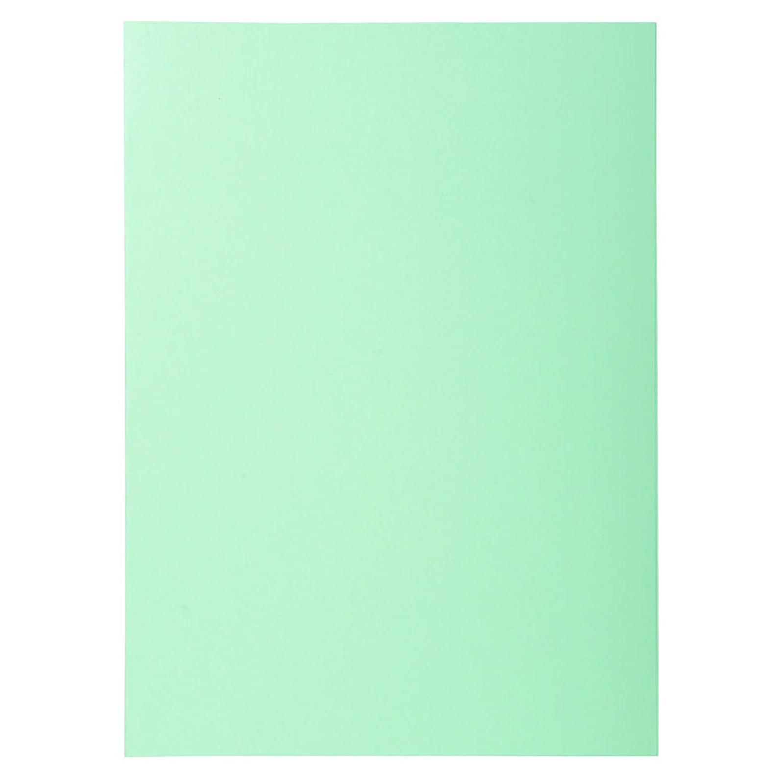 Exacompta Sous chemises Super 60 Vert x 100