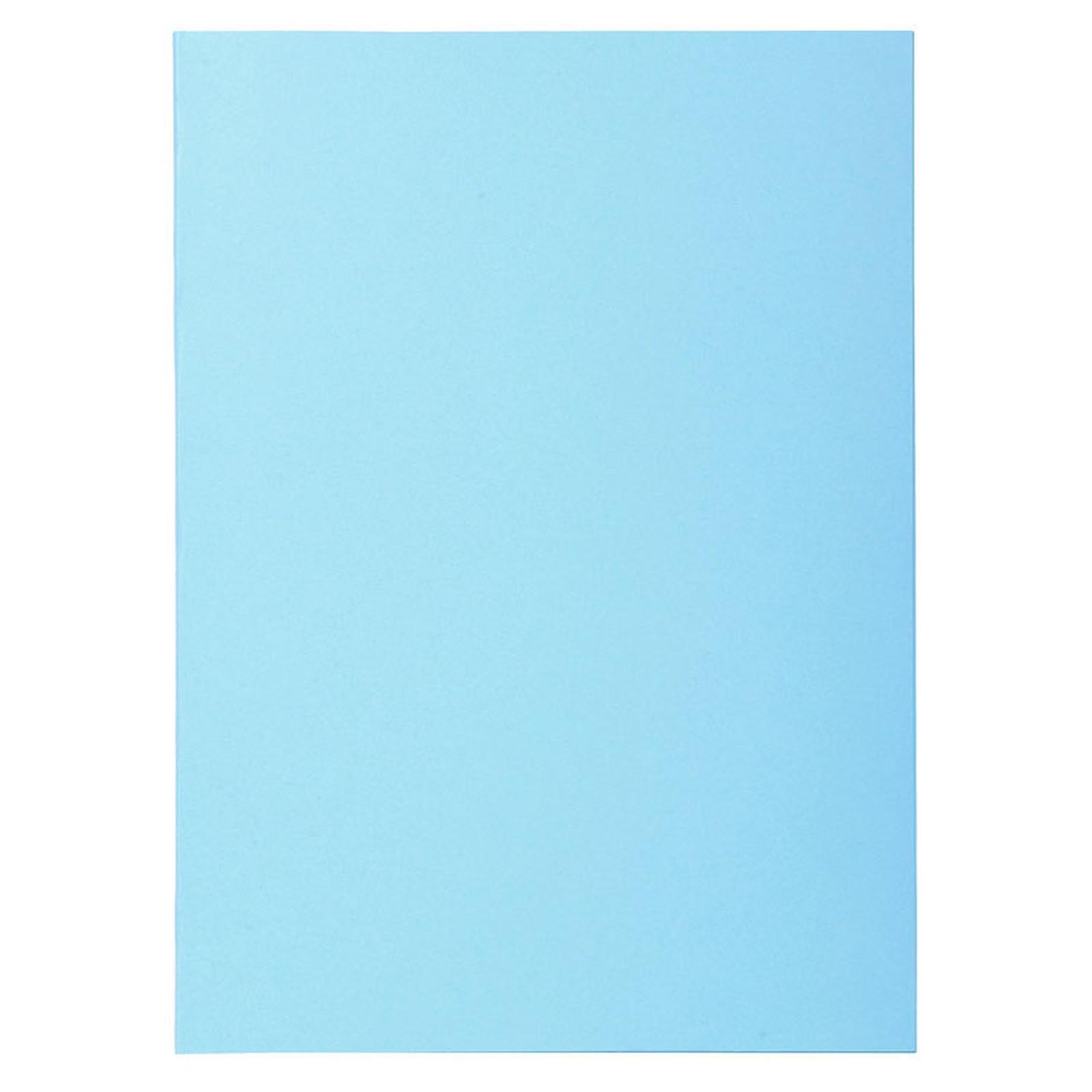 Exacompta Sous chemises Super 60 Bleu clair x 100