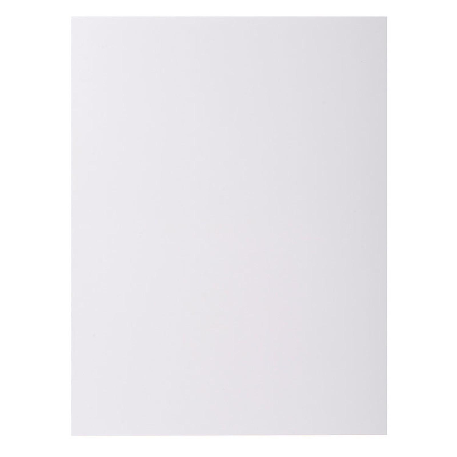"Exacompta Sous chemises Rock""s 80 Blanc x 100"
