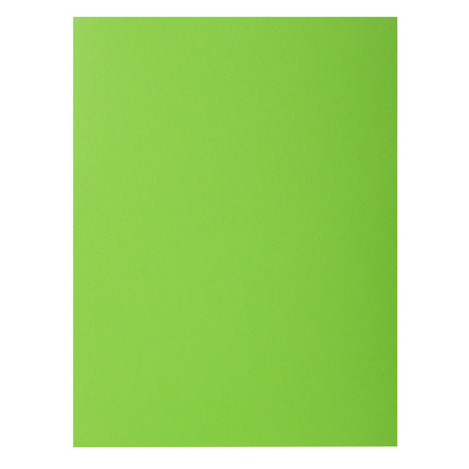 """Exacompta Chemises Rock""""s Vert x 100"""