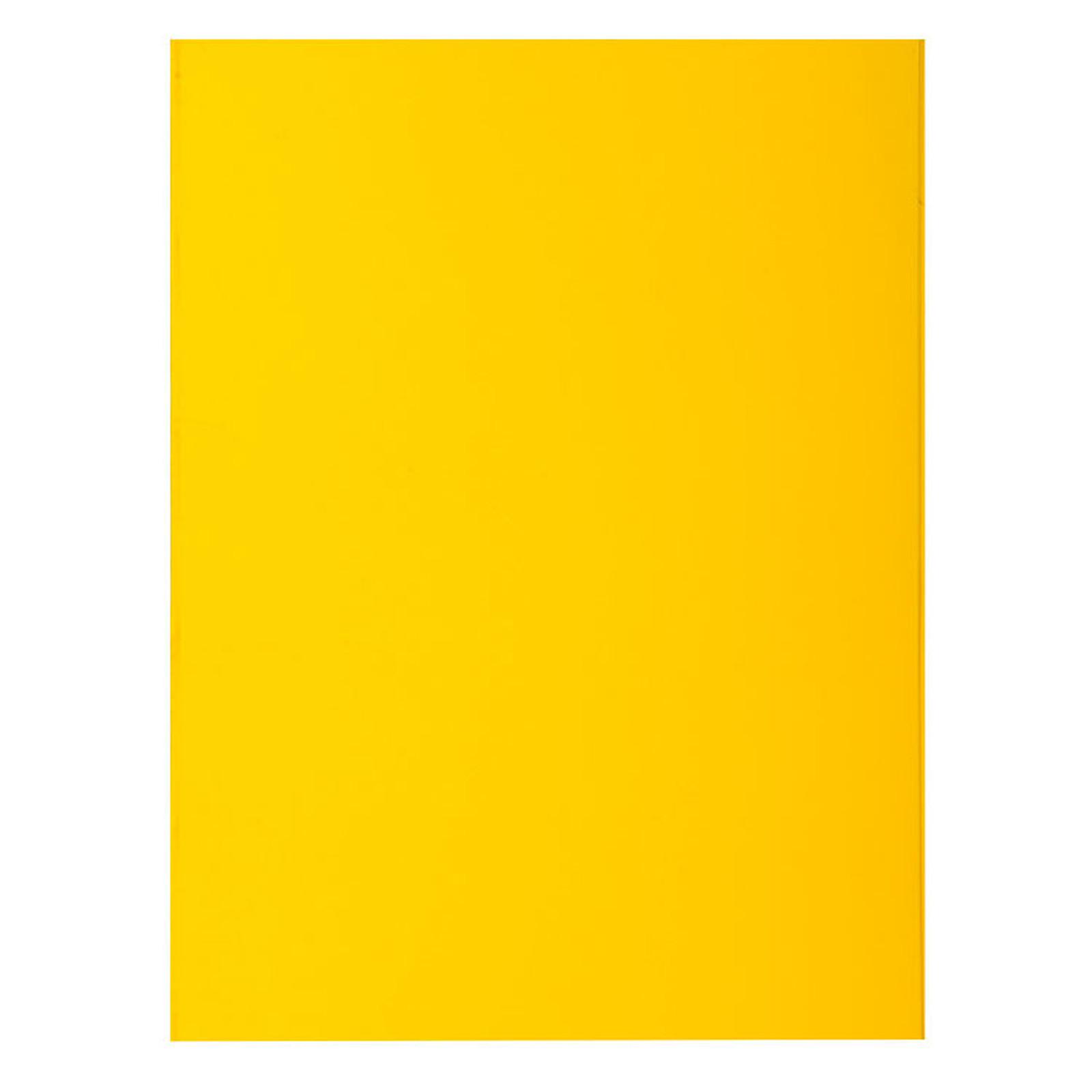 """Exacompta Chemises Rock""""s Citron x 100"""