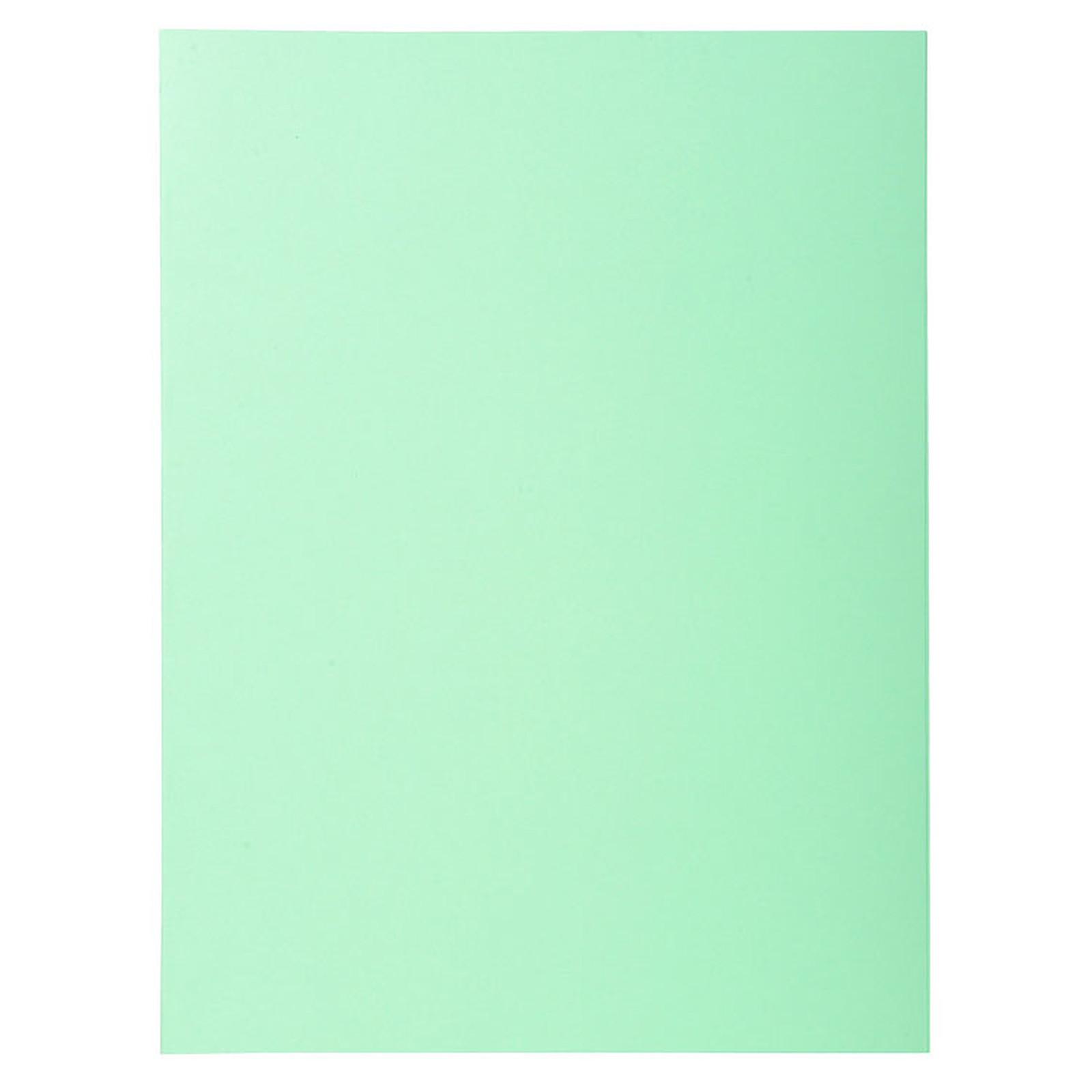 Exacompta Chemises Super Vert clair x 100