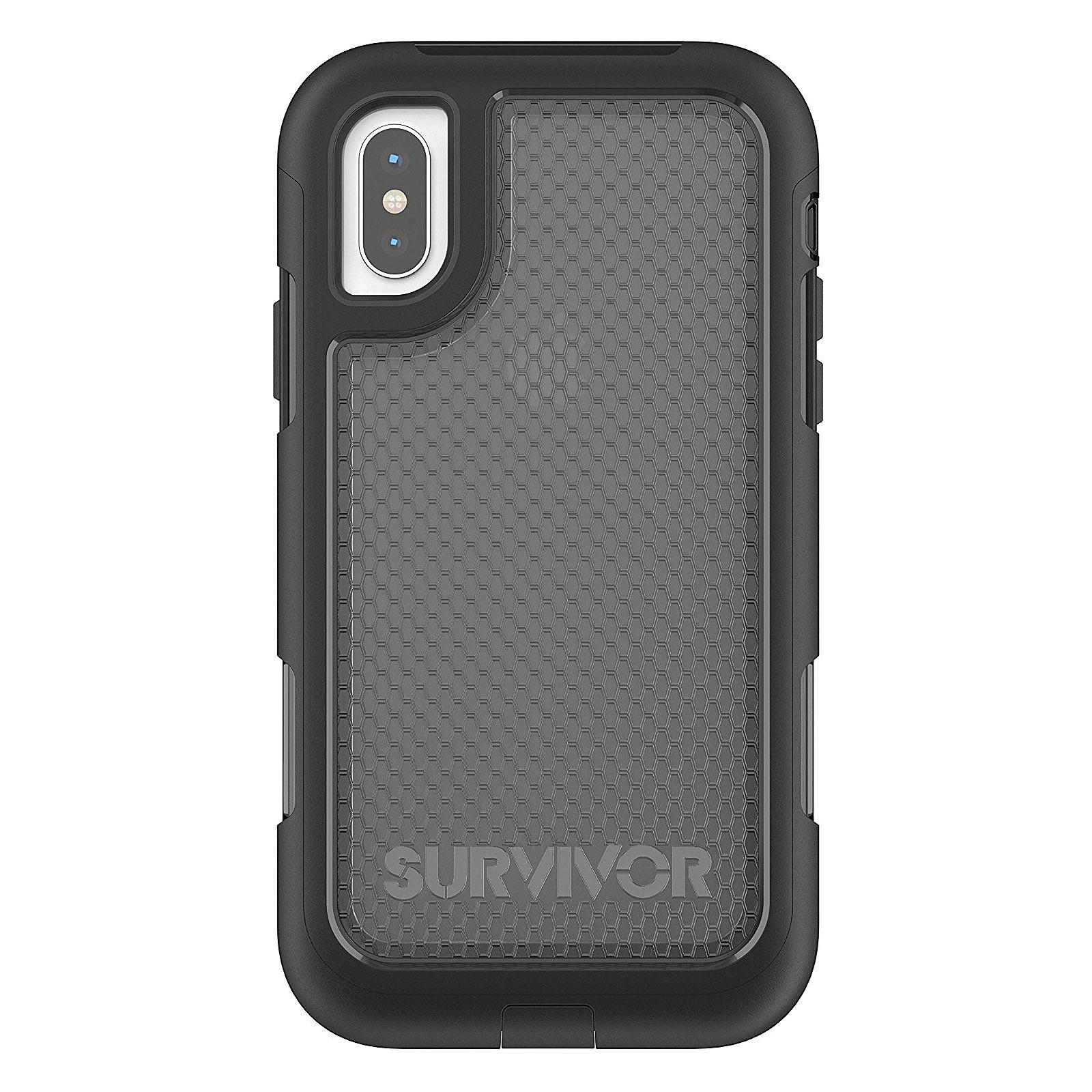 coque iphone xr survivor griffin