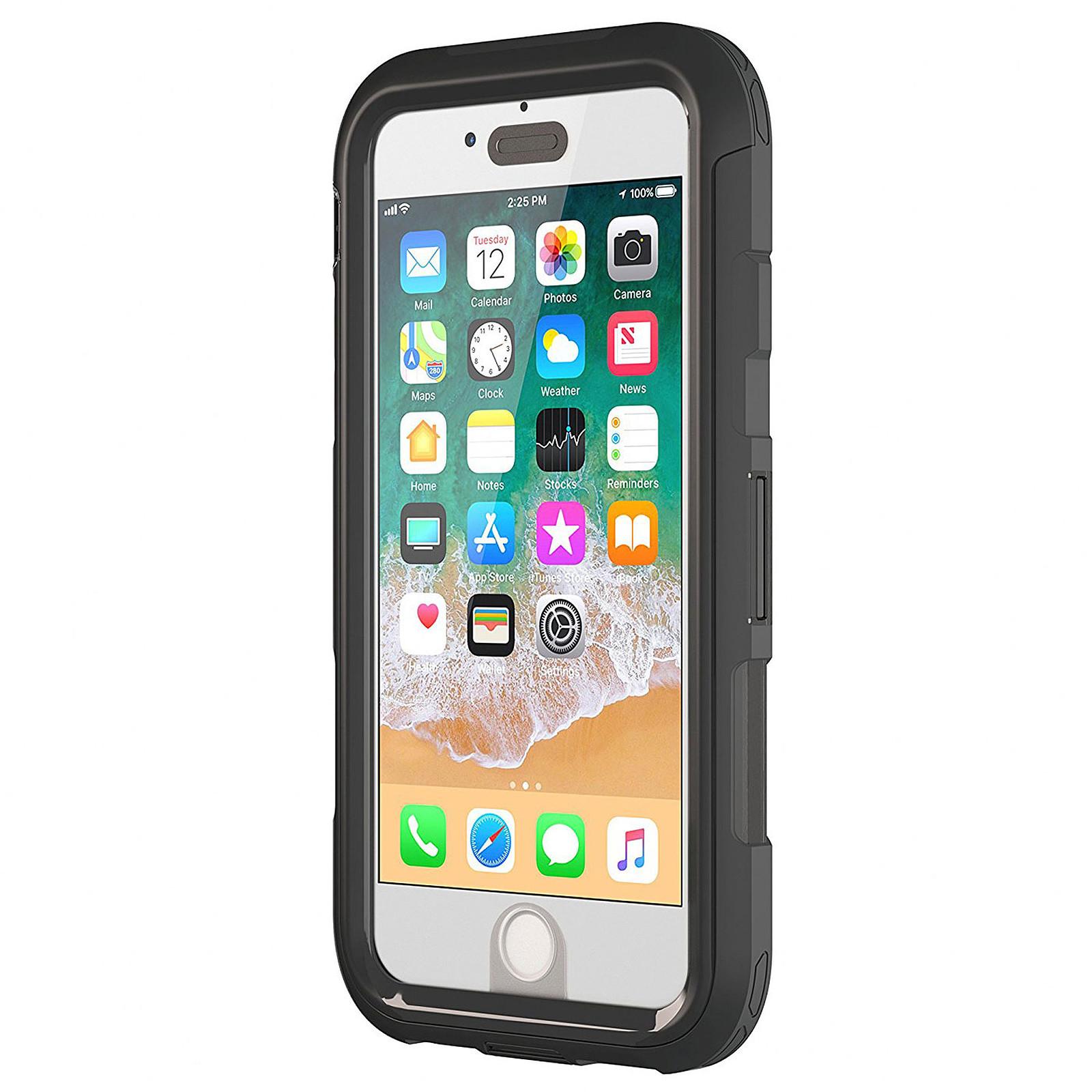 Griffin Survivor Extreme negro/Transparent iPhone 8 Plus / 7 Plus