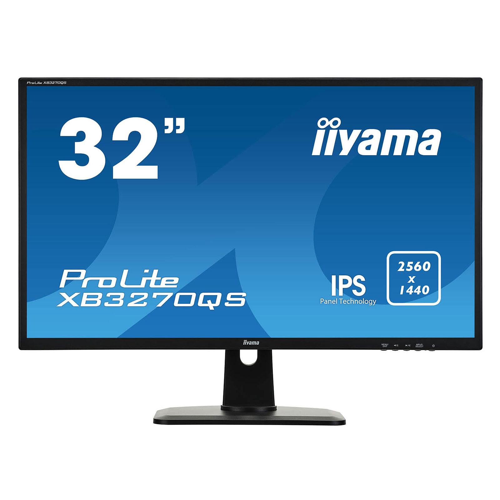 """iiyama 32"""" LED - ProLite XB3270QS-B1"""