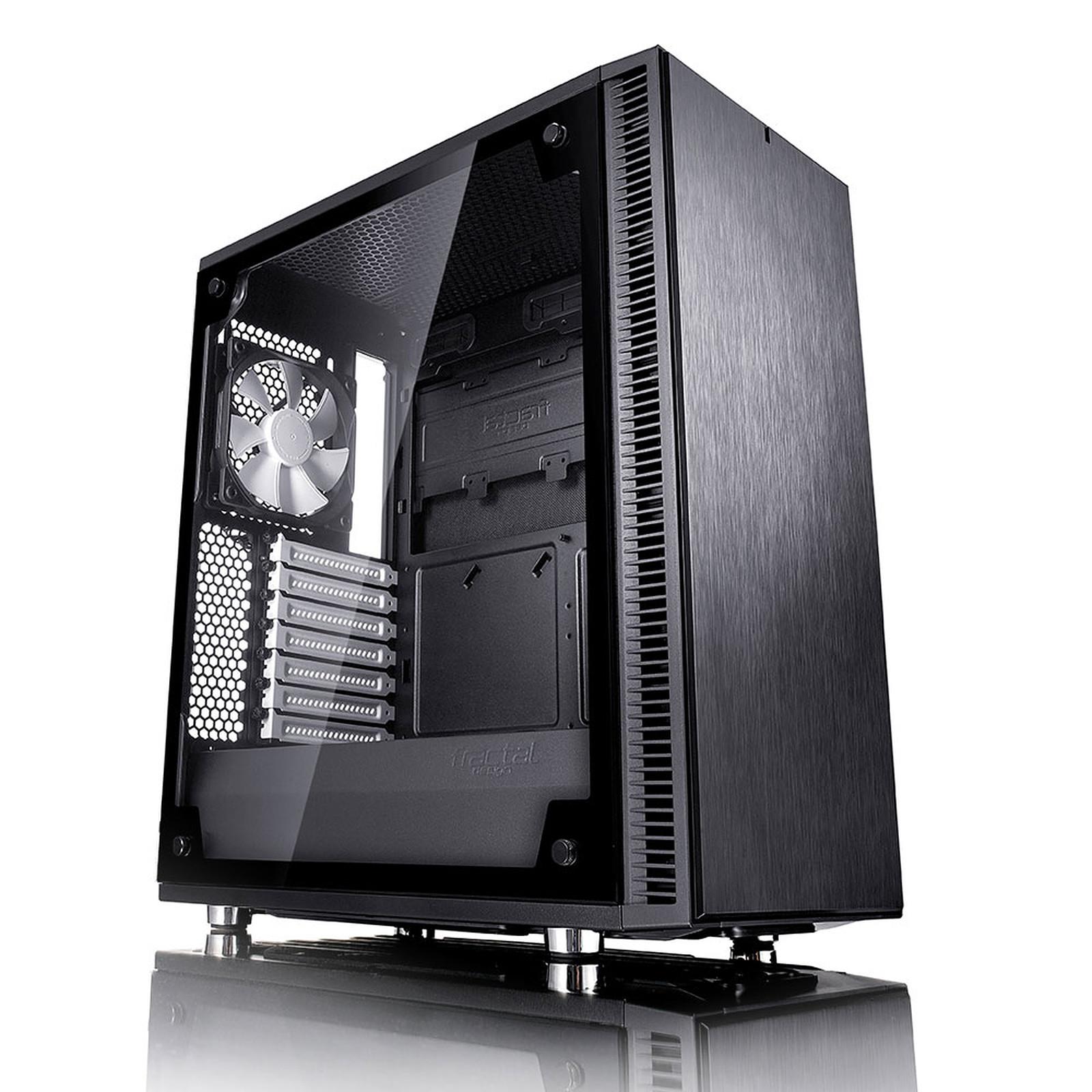 Fractal Design Define C TG Noir