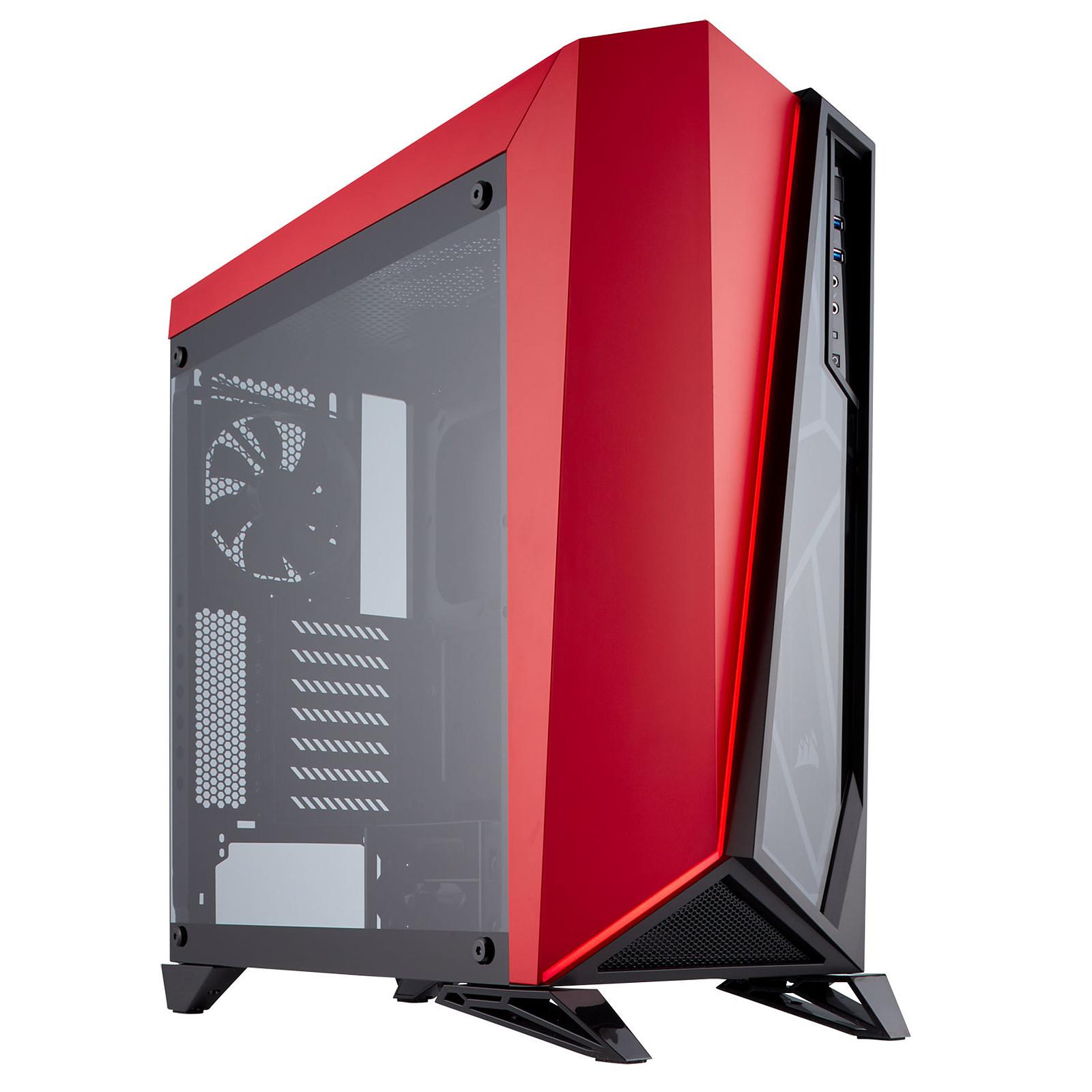 Corsair Carbide SPEC-OMEGA Rouge/Noir
