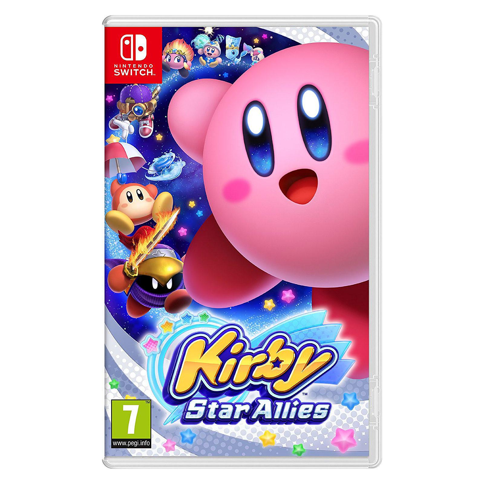 Kirby : Star Allies (Switch)