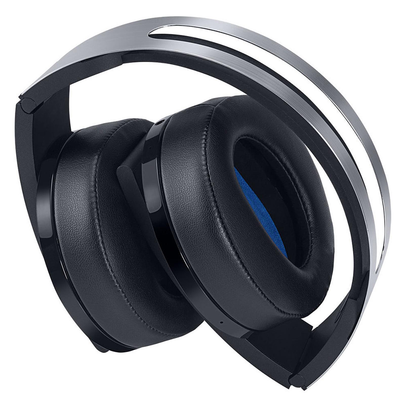 casque sans fil platinum ps4 caracteristiques
