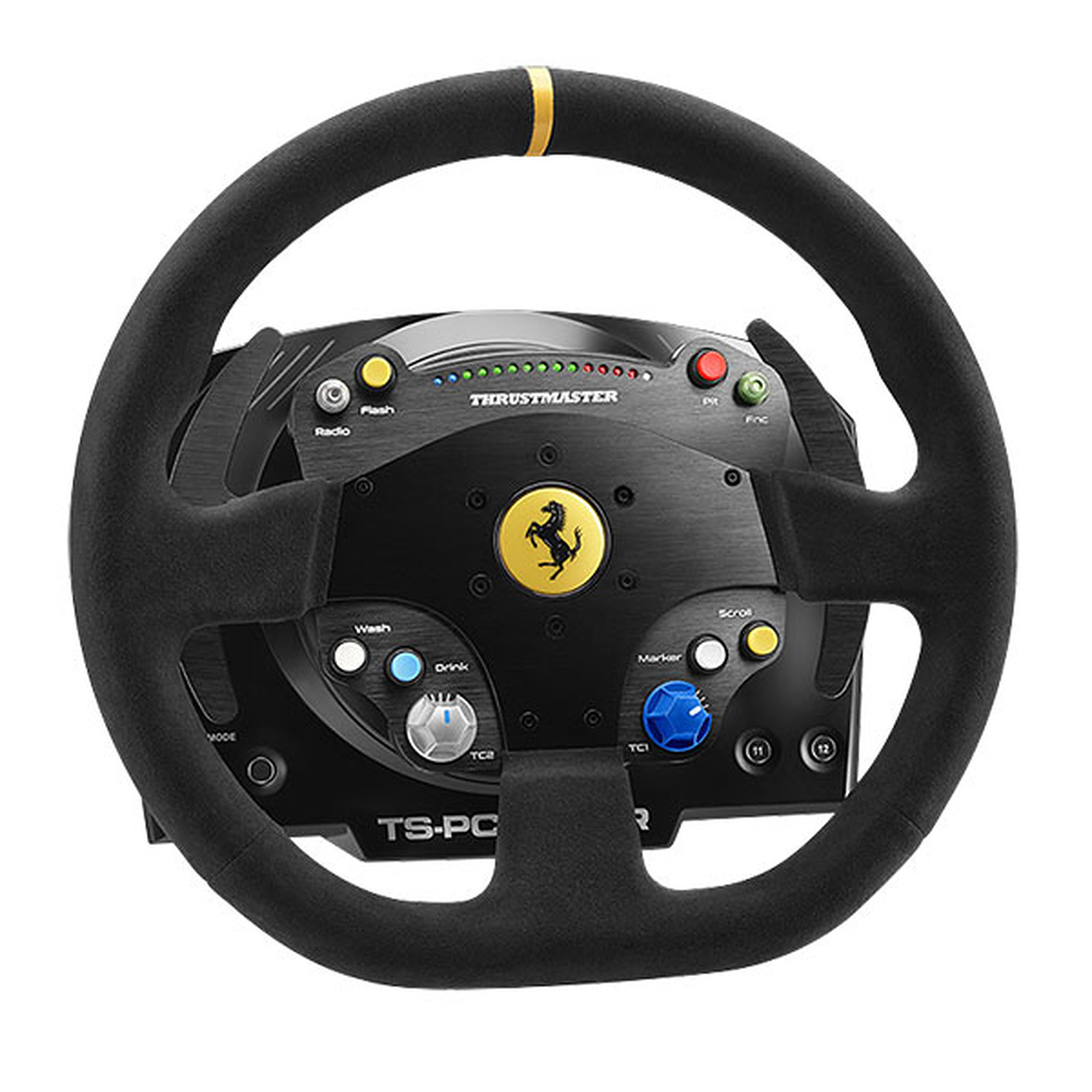 thrustmaster ts pc racer 488 challenge edition volant pc. Black Bedroom Furniture Sets. Home Design Ideas