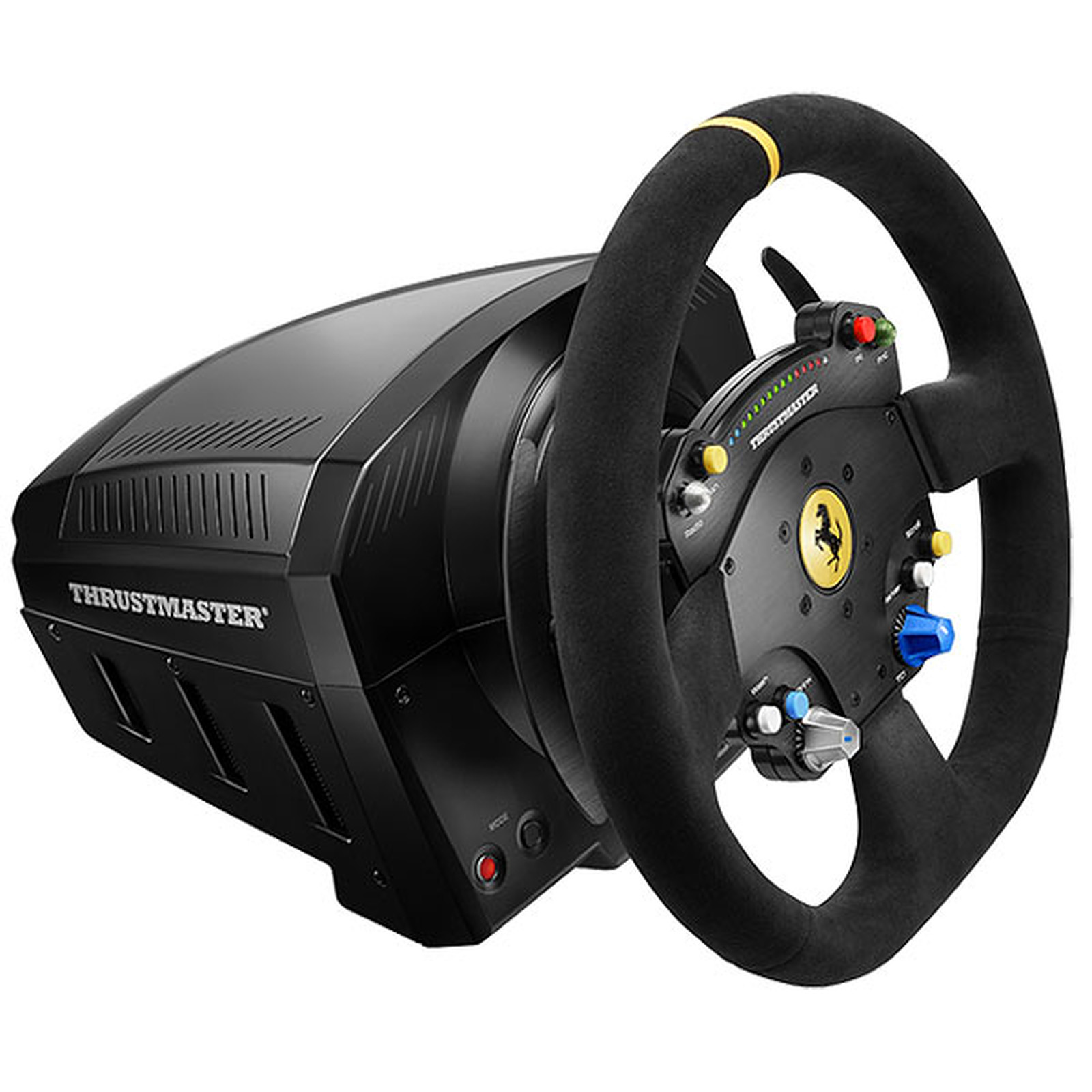 thrustmaster ts pc racer 488 challenge edition volant pc thrustmaster sur. Black Bedroom Furniture Sets. Home Design Ideas