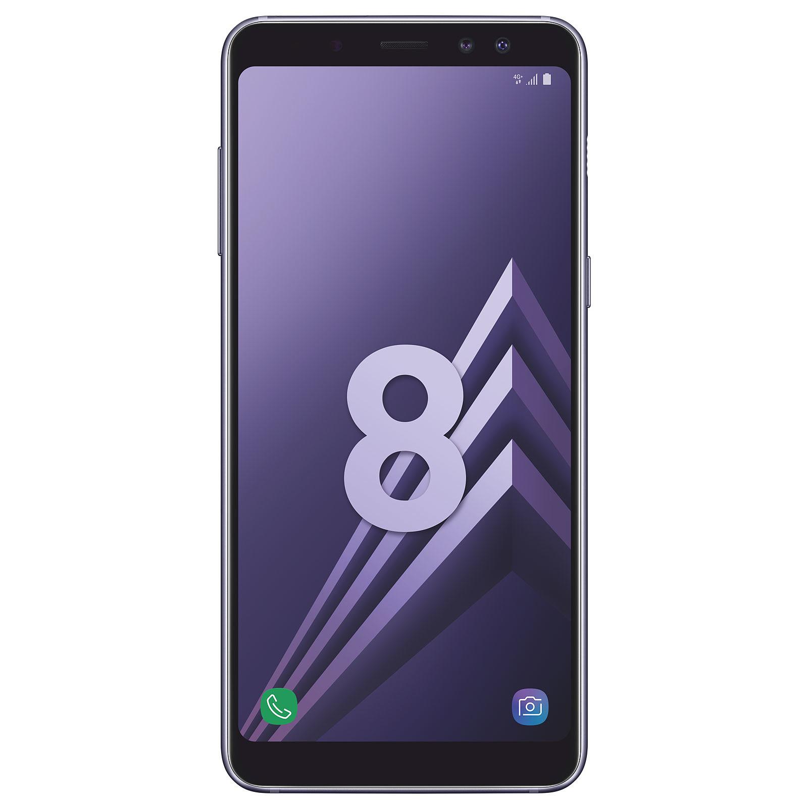 Samsung Galaxy A8 Orchidée - Mobile   smartphone Samsung sur LDLC.com 6f9db4a88ccc