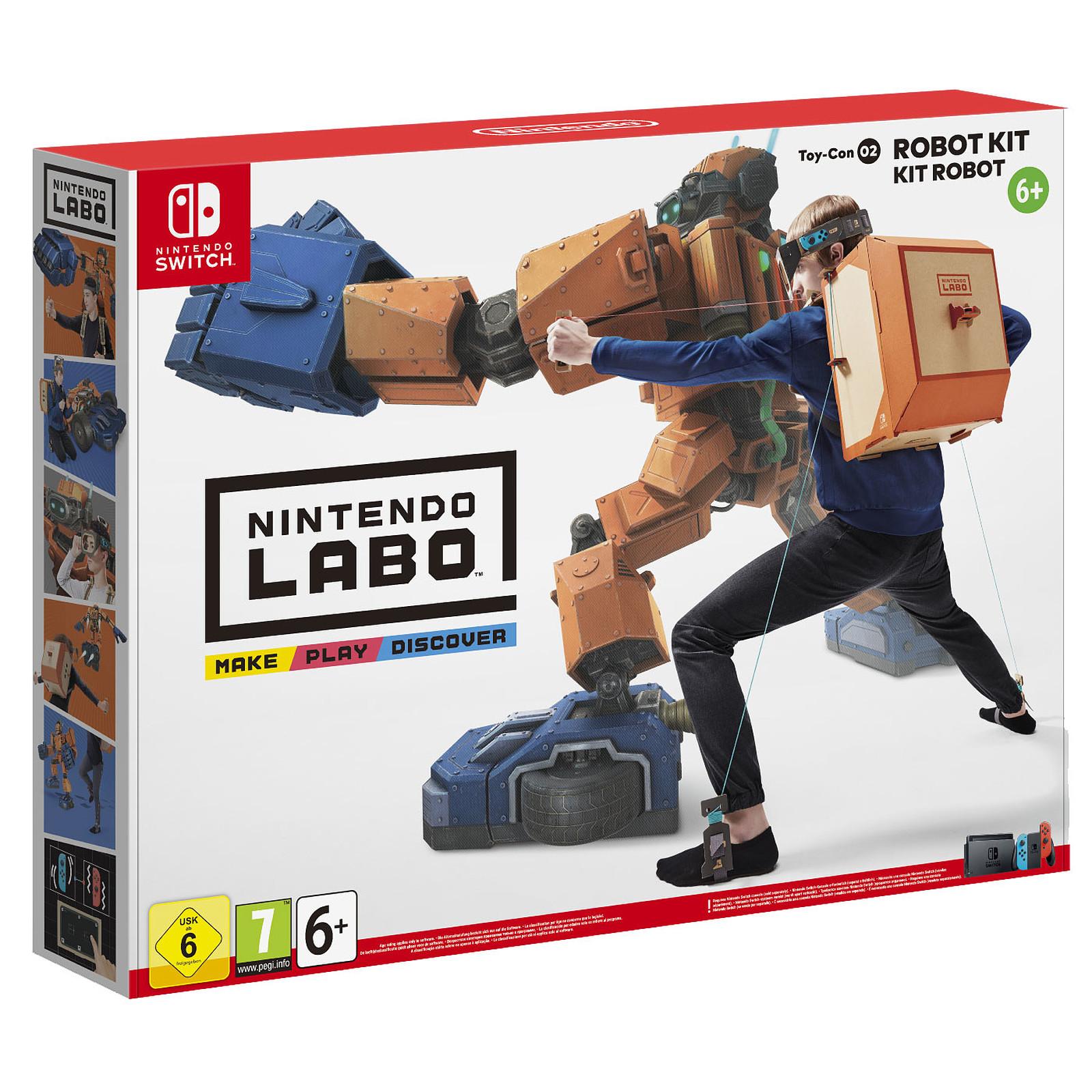 Nintendo Labo (Kit Robot)