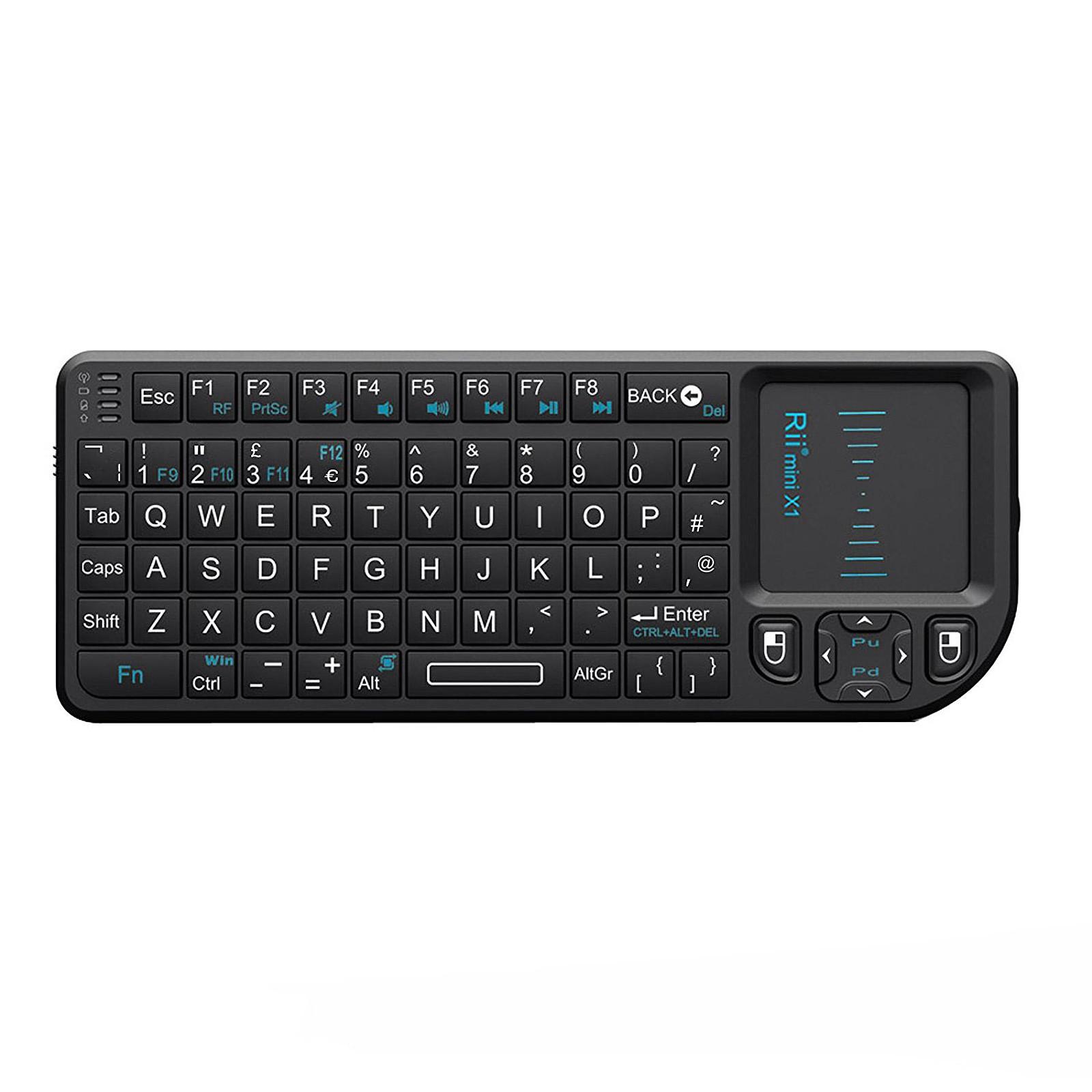 Riitek RII Mini Wireless Keyboard X1