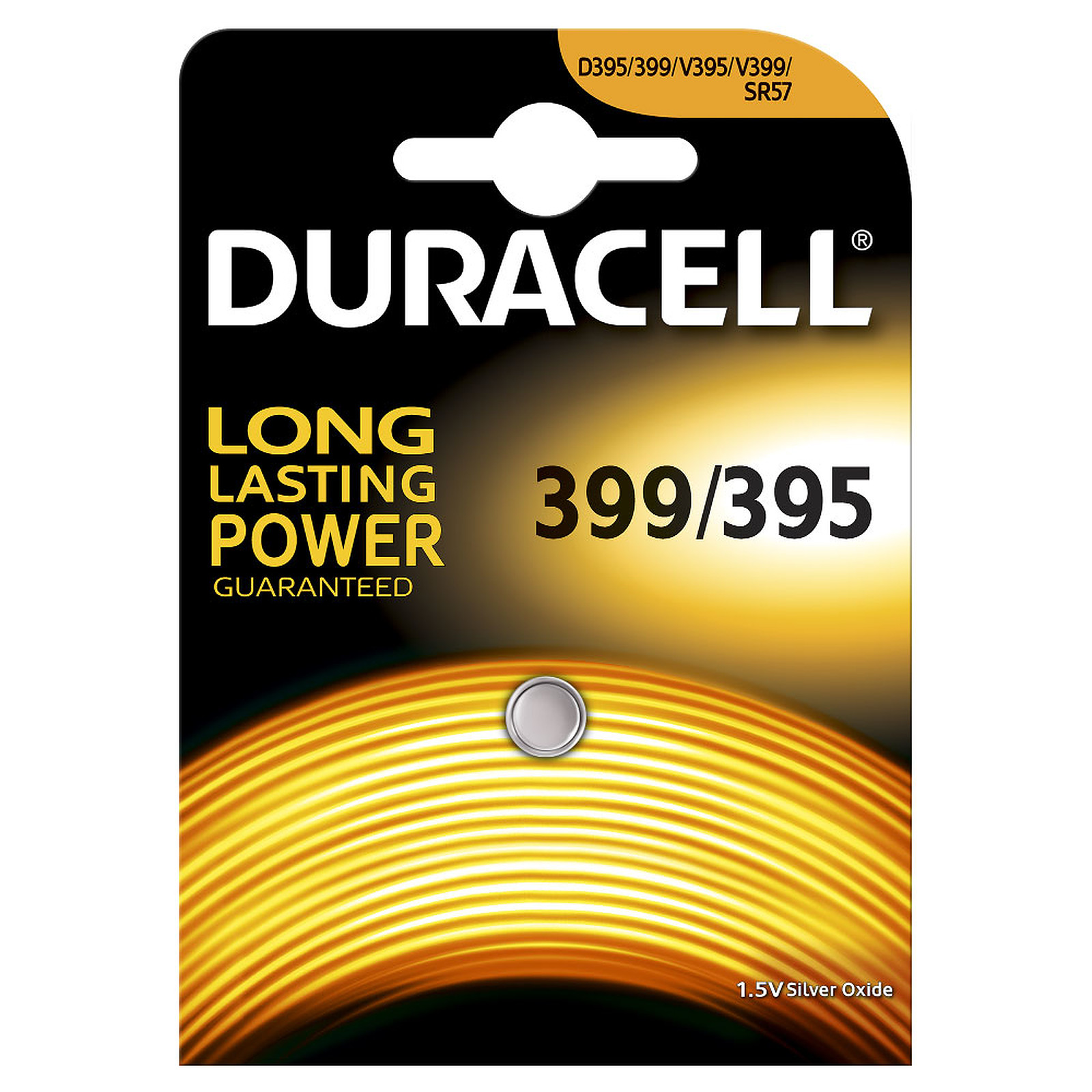 Duracell 399/395 1.5V
