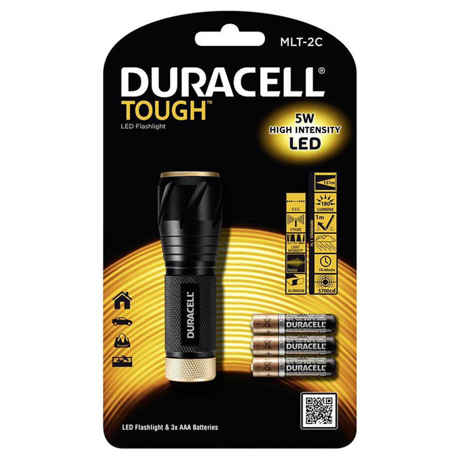Duracell Tough Multi-Pro MLT-2C