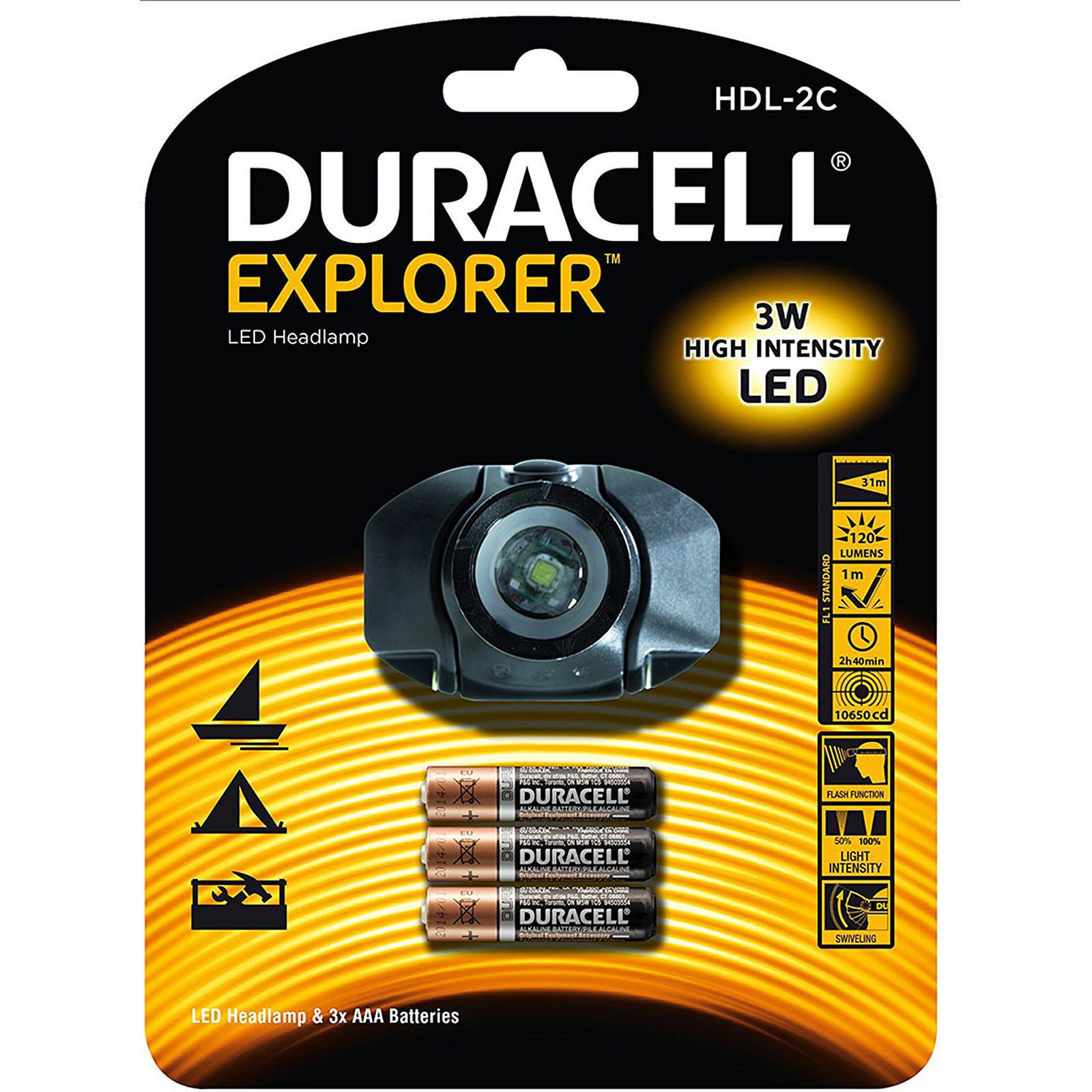 Duracell Explorer HDL-2C