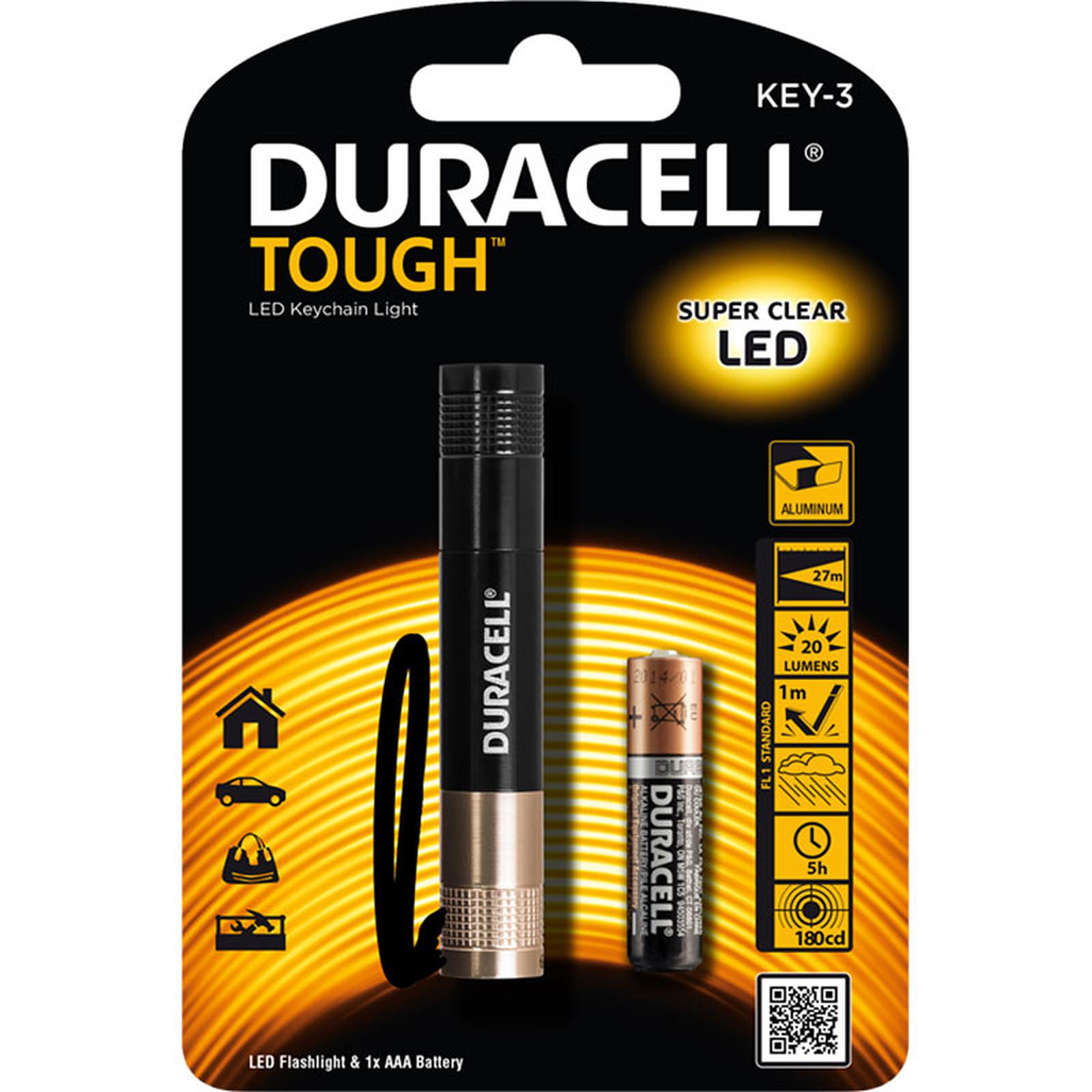 Duracell Tough Key-3